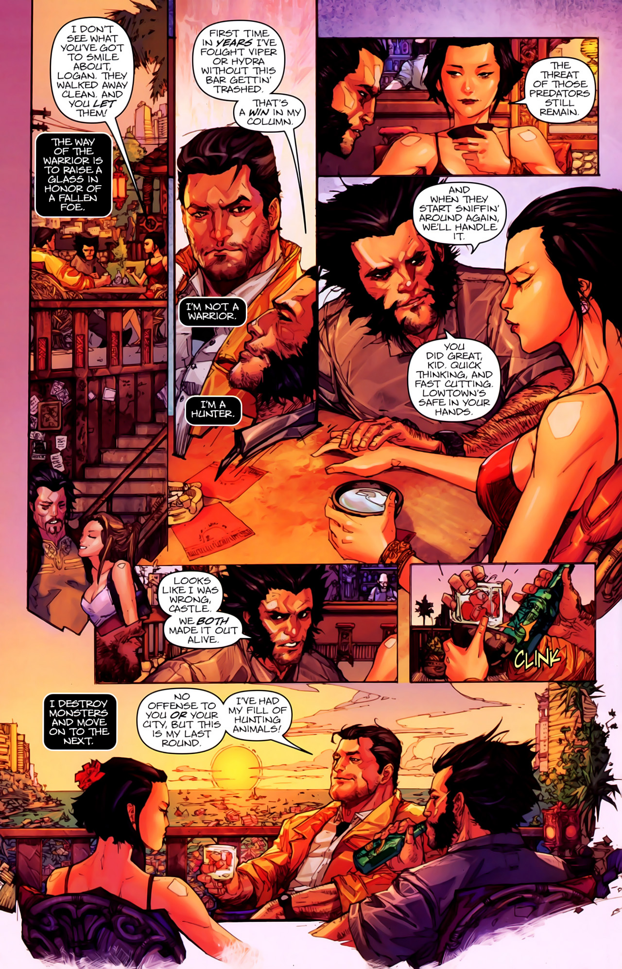 Read online Astonishing Tales (2009) comic -  Issue #6 - 9