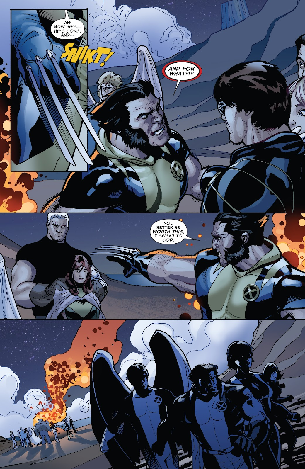 Read online X-Men: Second Coming comic -  Issue # _TPB (Part 2) - 59
