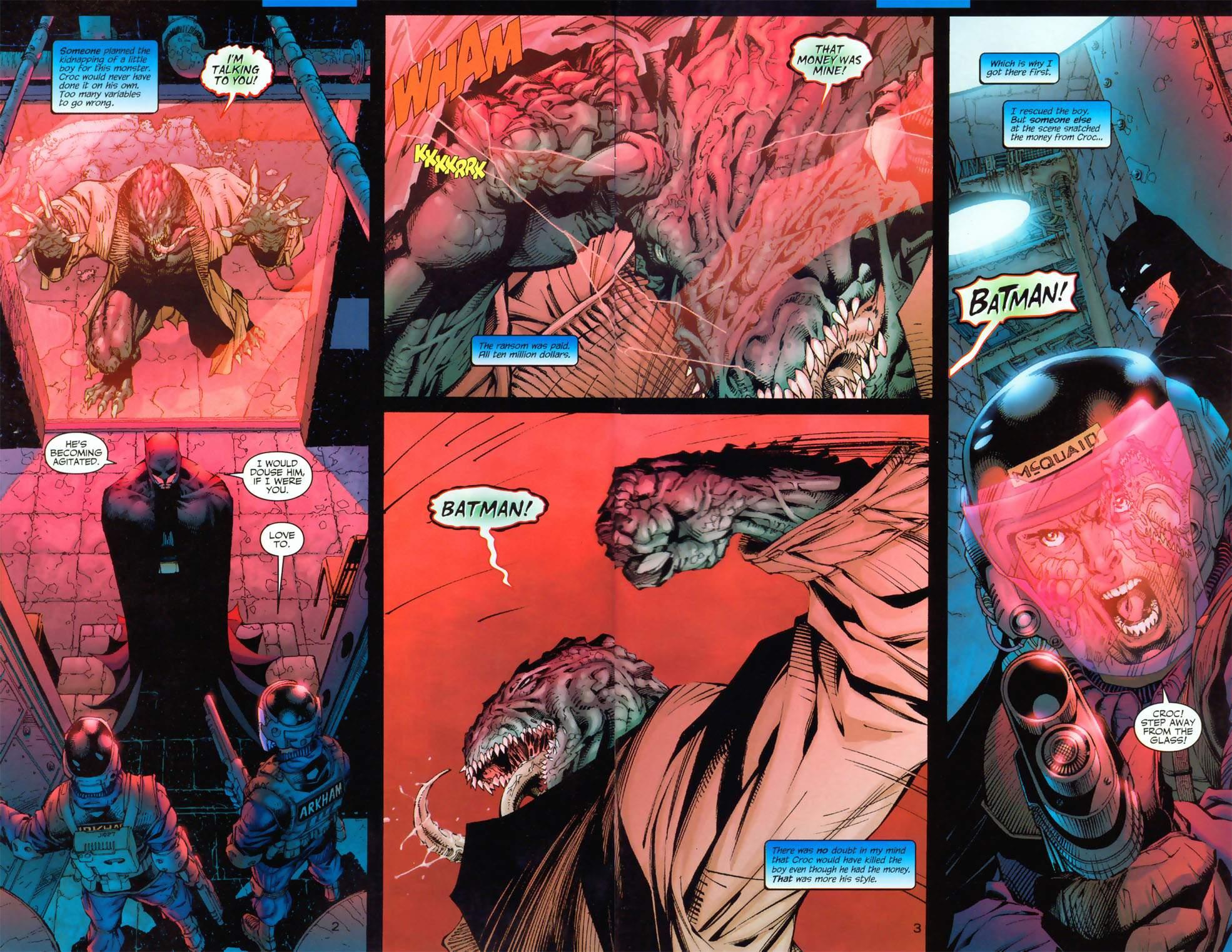 Read online Batman: Hush comic -  Issue #3 - 3