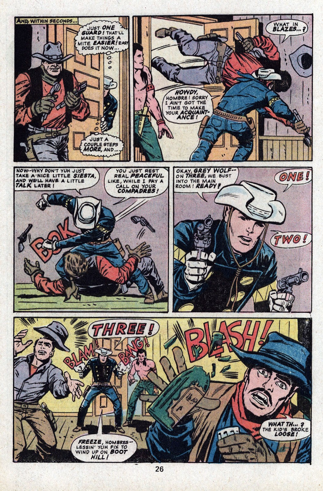 The Rawhide Kid (1955) issue 130 - Page 28