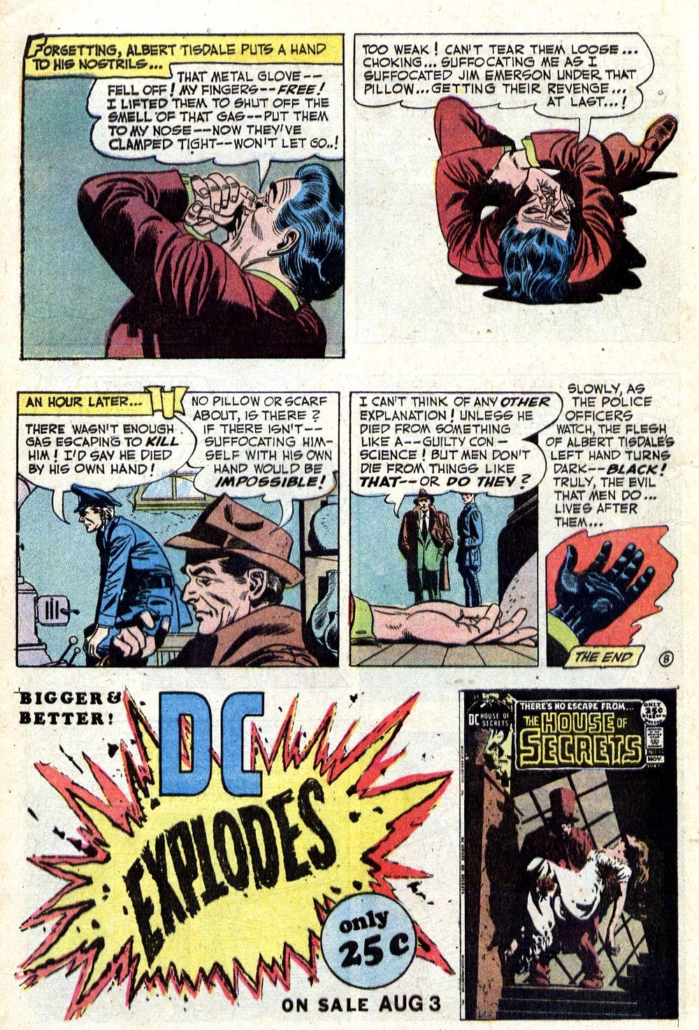 The Witching Hour (1969) issue 17 - Page 19