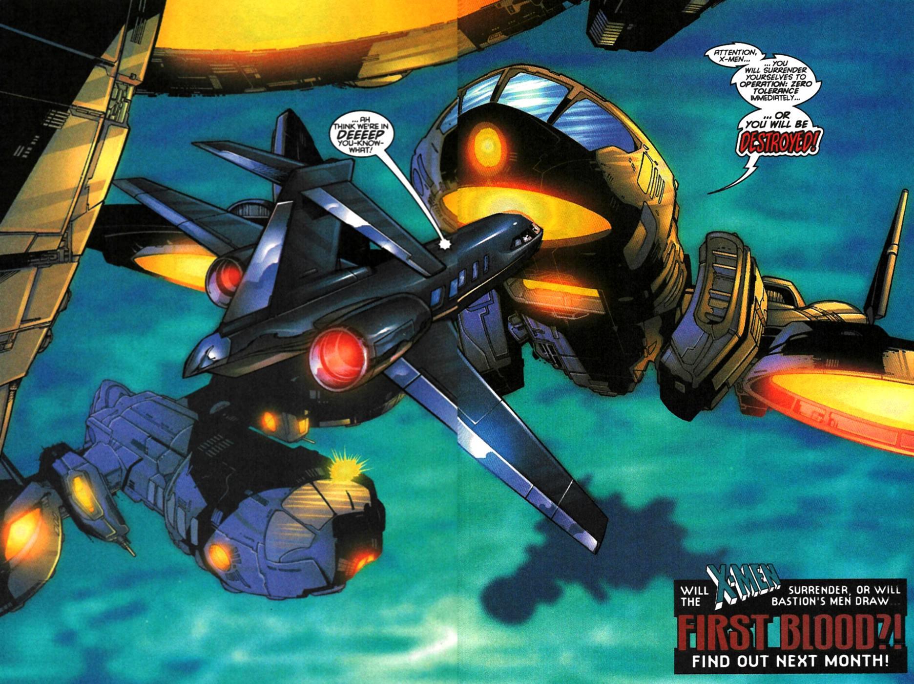 X-Men (1991) 64 Page 21
