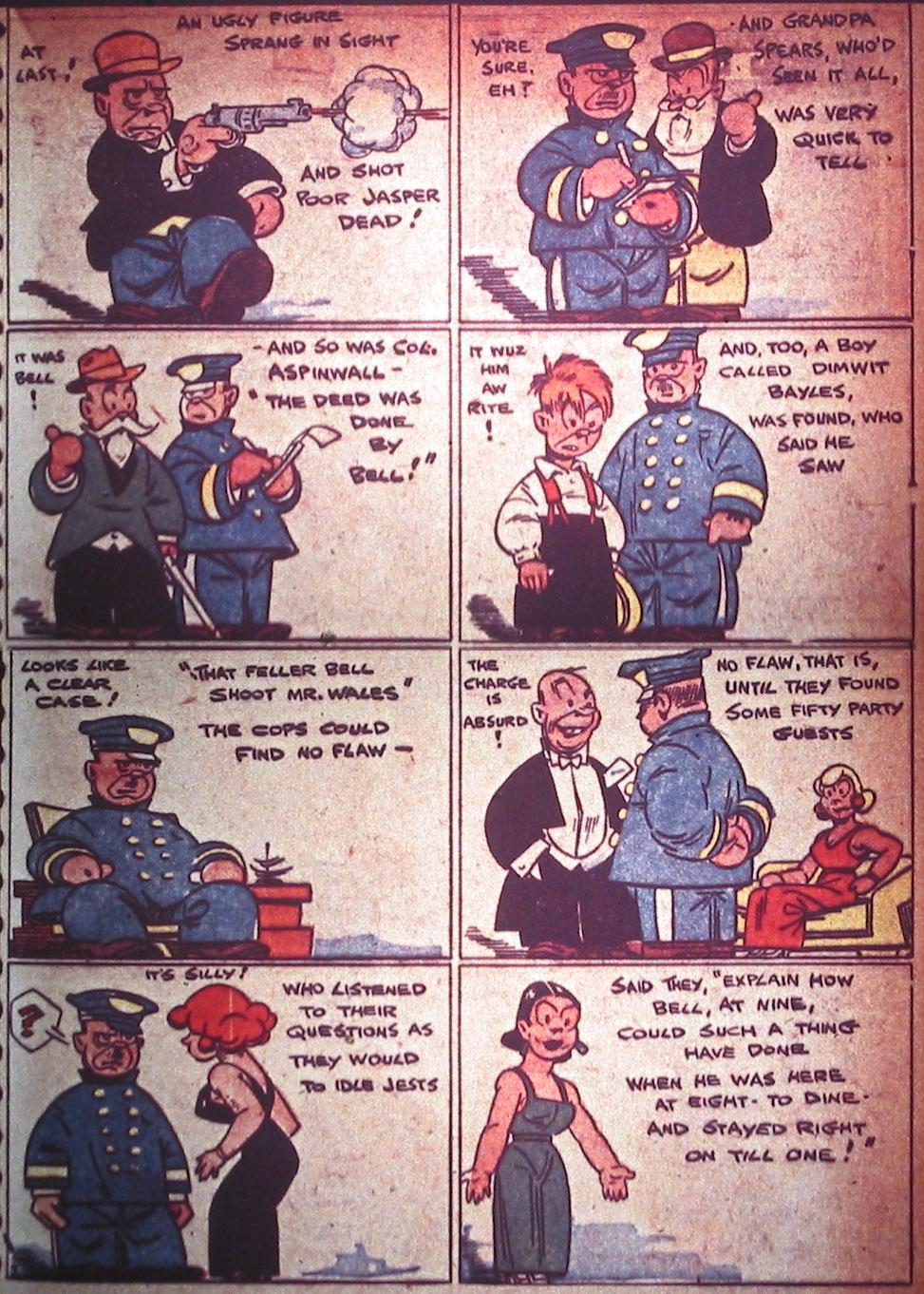 Read online Detective Comics (1937) comic -  Issue #3 - 41