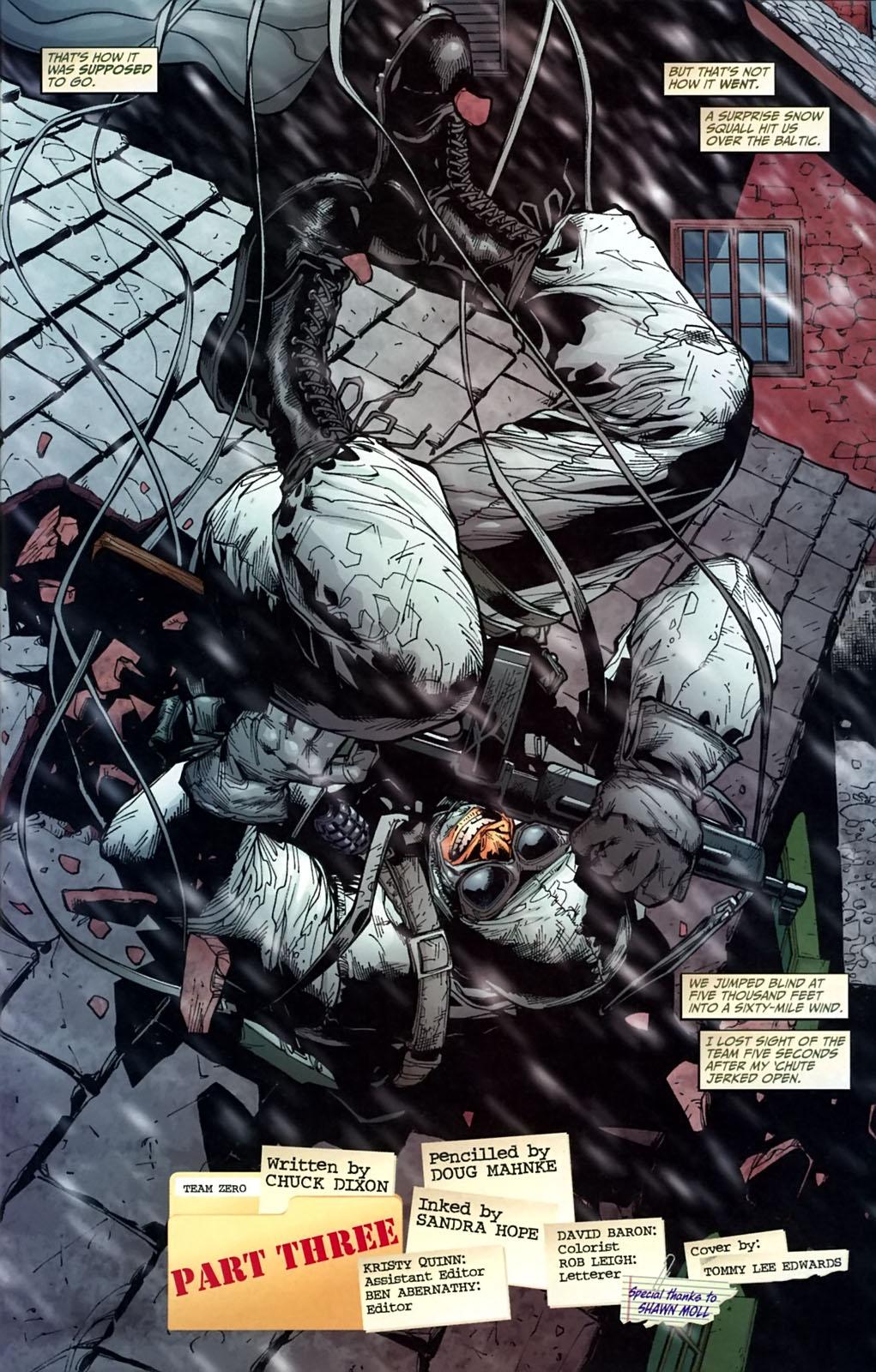 Read online Team Zero comic -  Issue #3 - 4