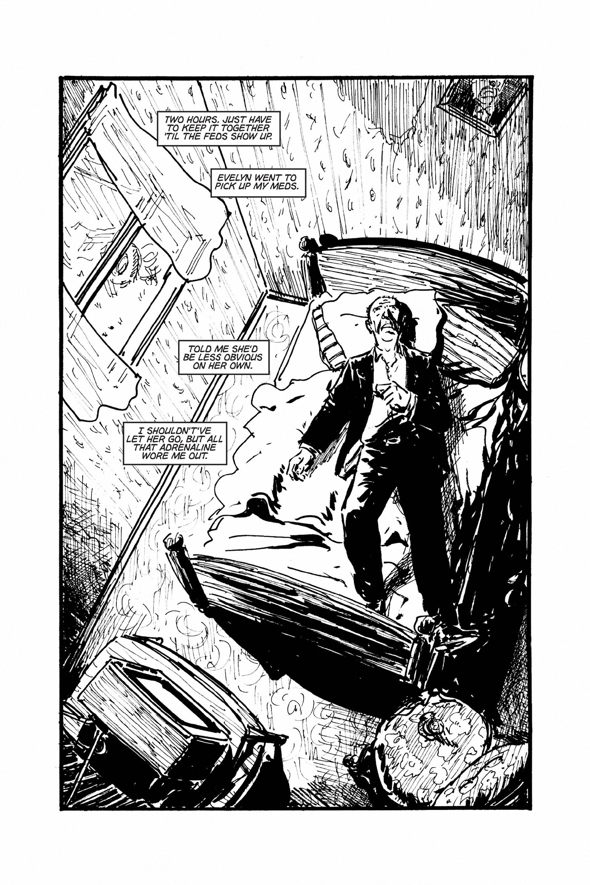 Read online Tumor comic -  Issue # TPB - 113