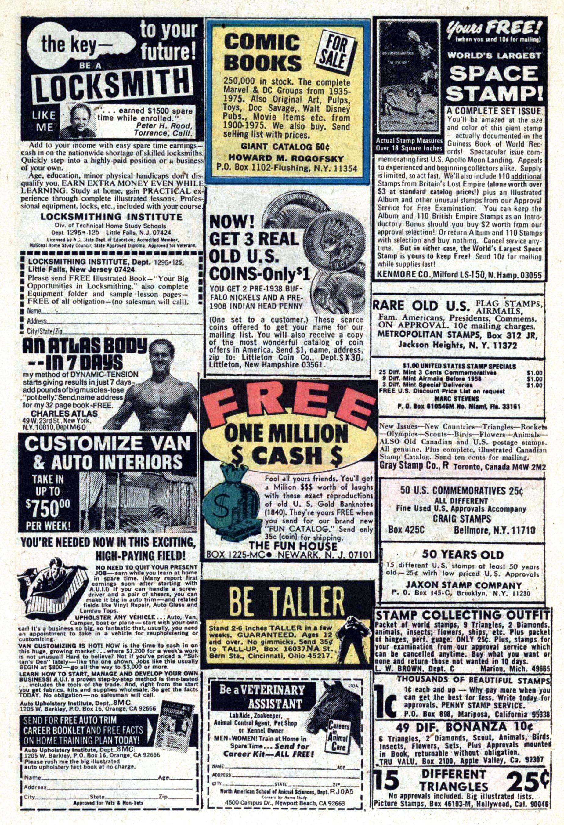 Read online Amazing Adventures (1970) comic -  Issue #34 - 10