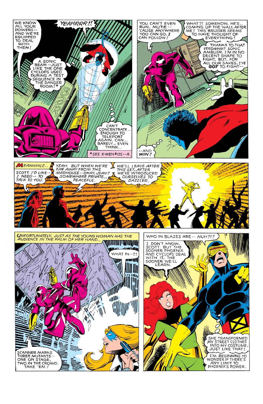 Read online X-Men Milestones: Dark Phoenix Saga comic -  Issue # TPB (Part 1) - 36