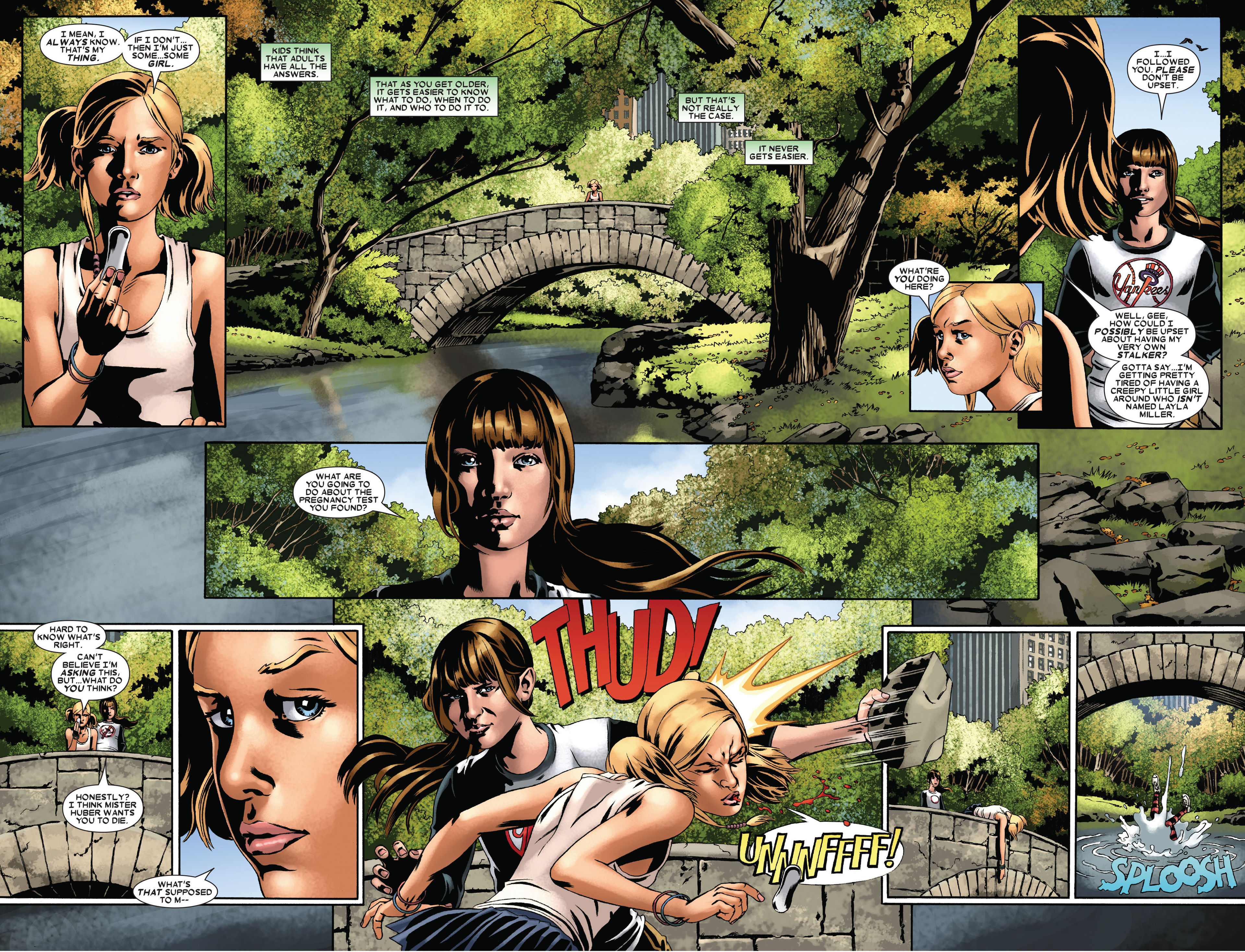 Read online X-Factor (2006) comic -  Issue #22 - 21