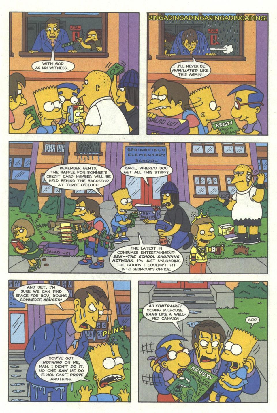 Read online Simpsons Comics comic -  Issue #21 - 4