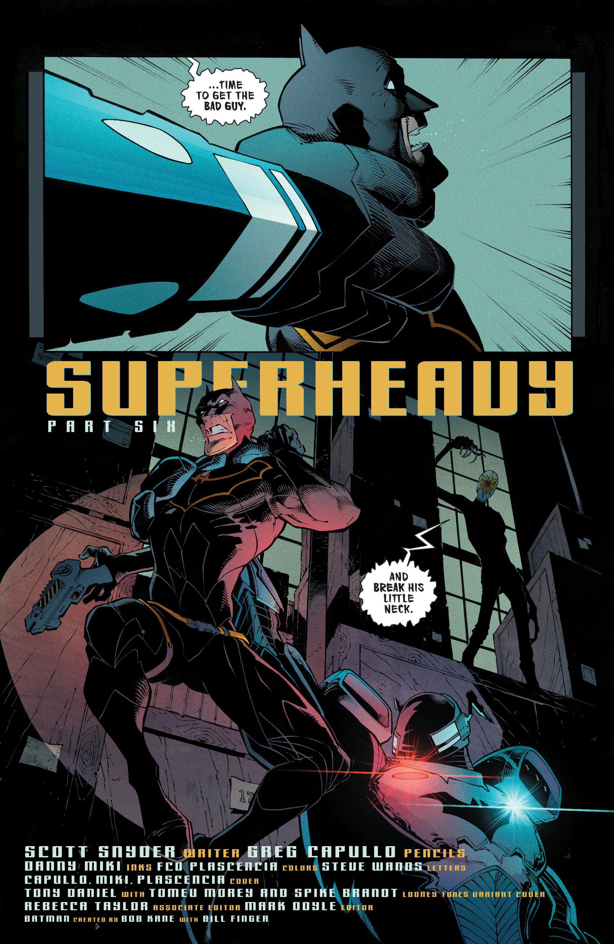 Read online Batman (2011) comic -  Issue # _TPB 9 - 27