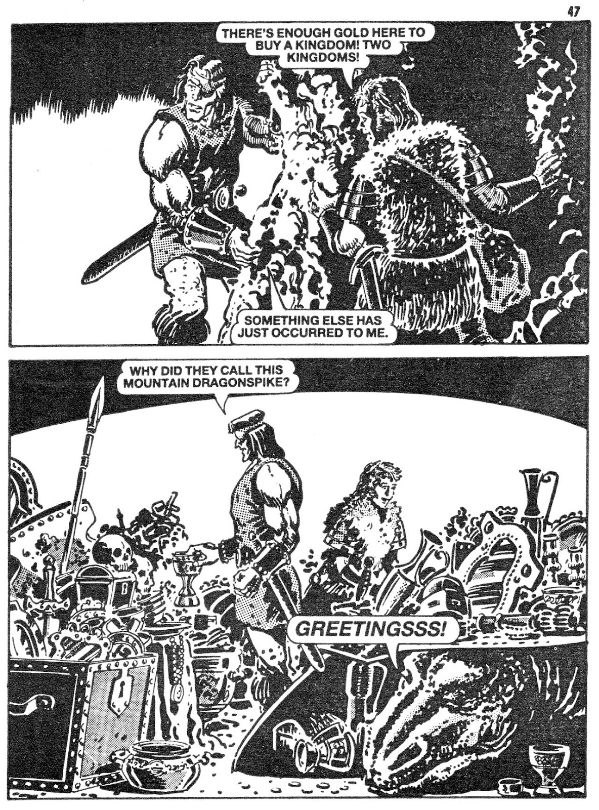 Starblazer issue 209 - Page 48