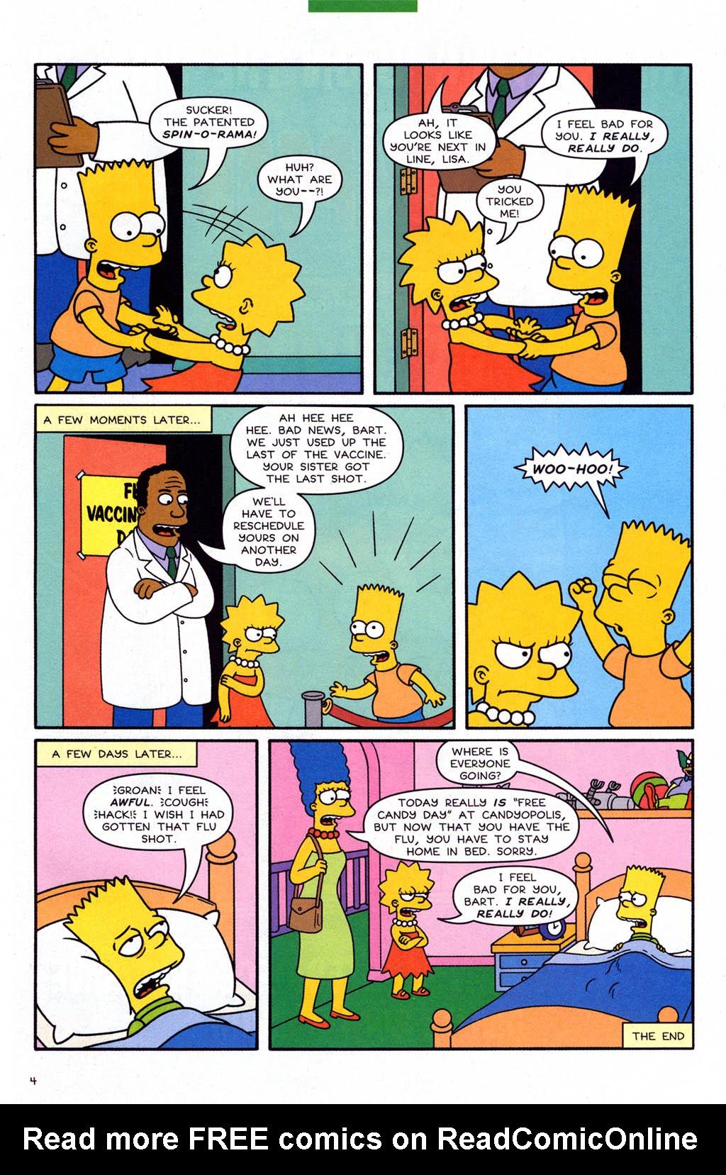 Read online Simpsons Comics Presents Bart Simpson comic -  Issue #23 - 31