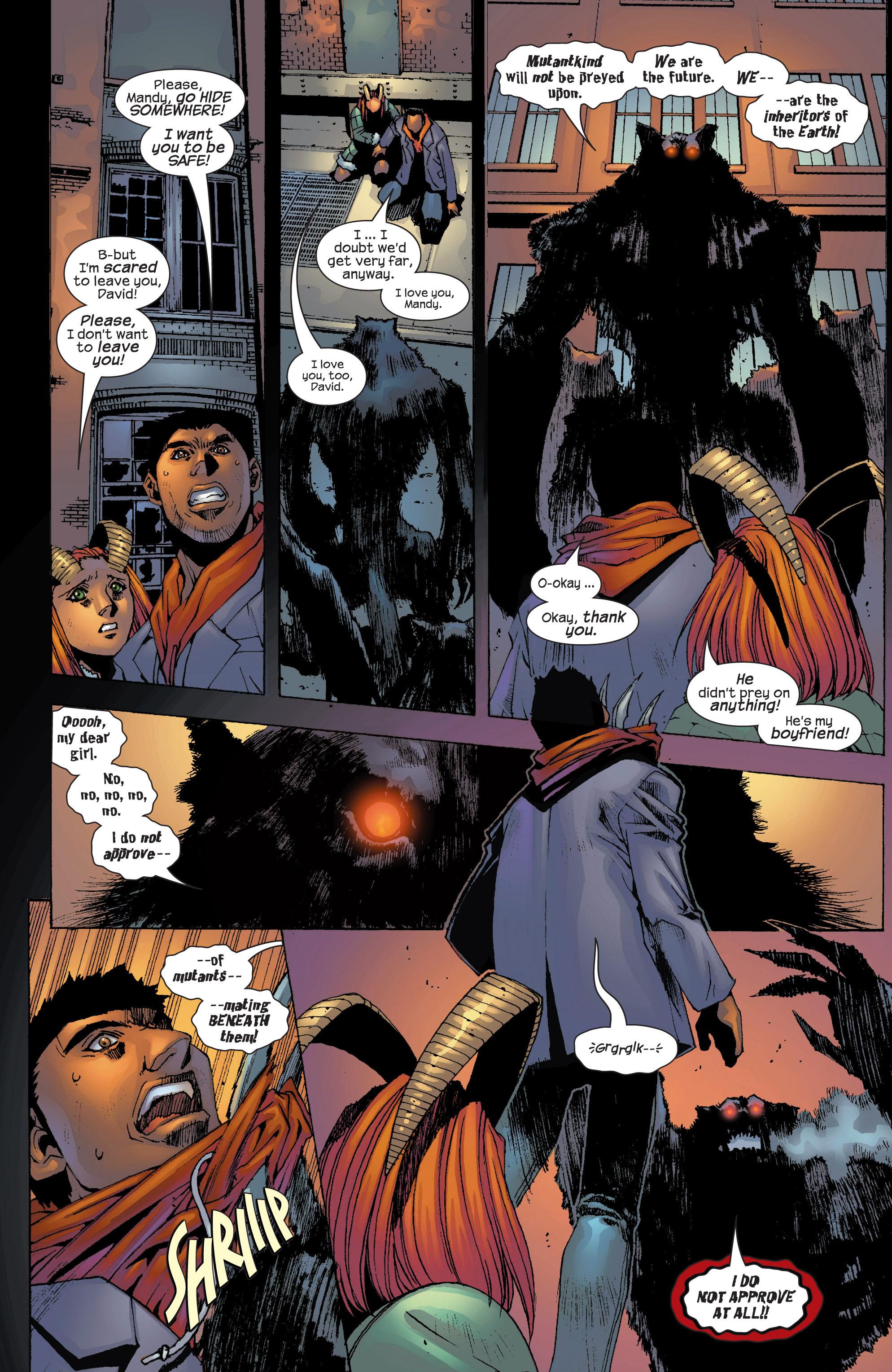 Read online Uncanny X-Men (1963) comic -  Issue #417 - 7