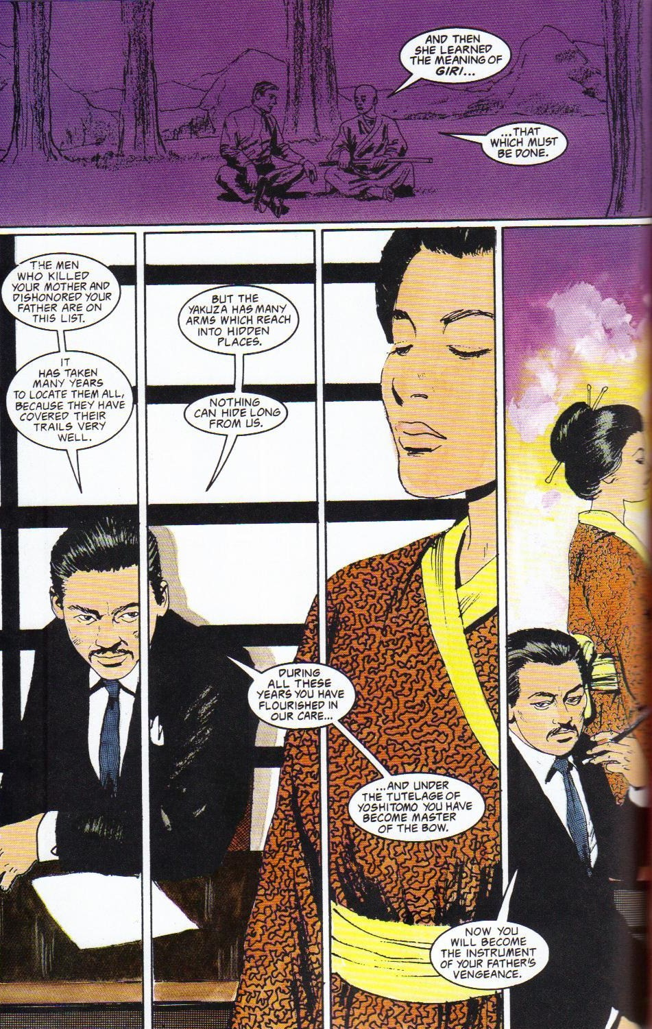 Read online Shado: Song of the Dragon comic -  Issue #2 - 40