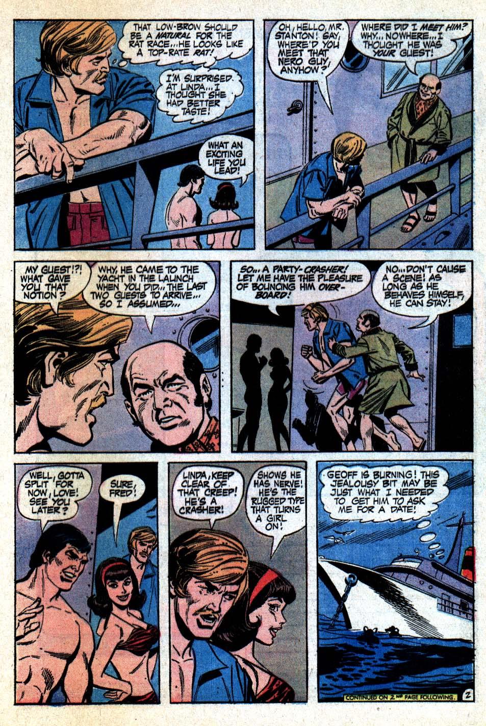 Read online Adventure Comics (1938) comic -  Issue #409 - 19