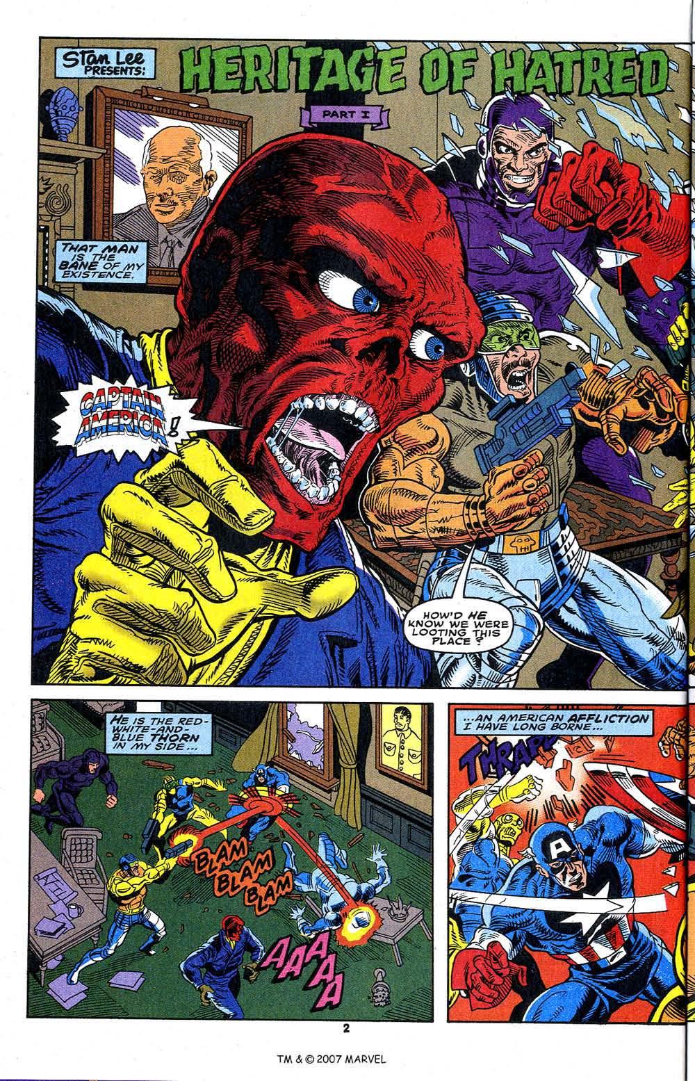 Read online Captain America (1968) comic -  Issue # _Annual 13 - 4