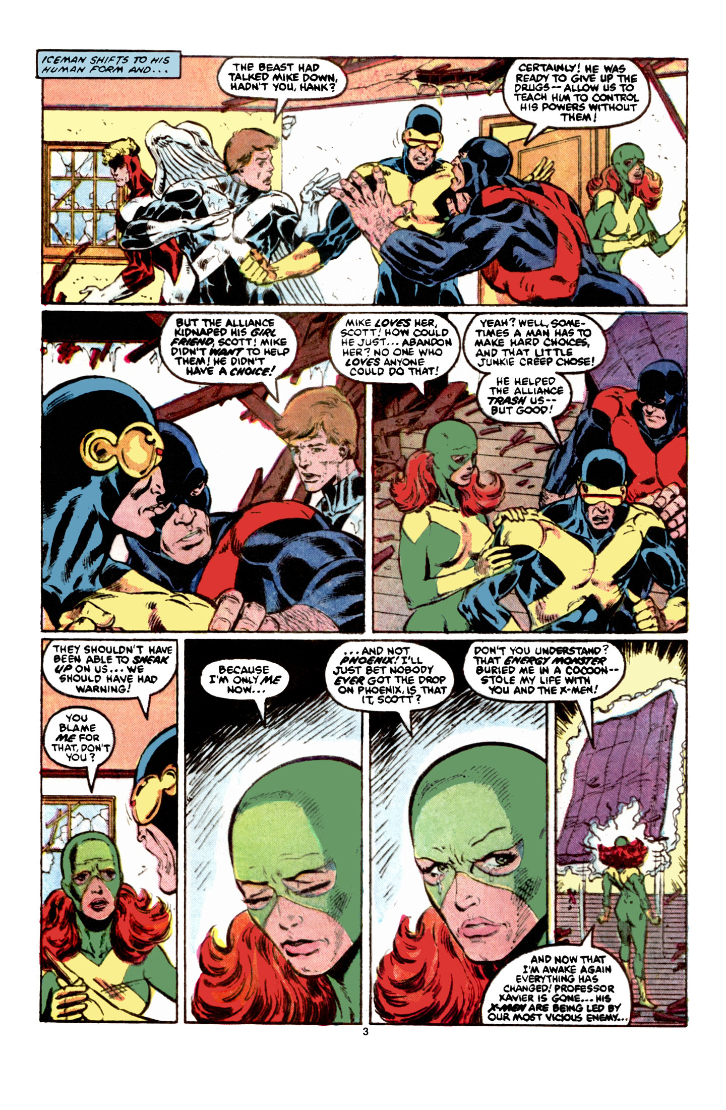 Read online X-Factor (1986) comic -  Issue #6 - 4
