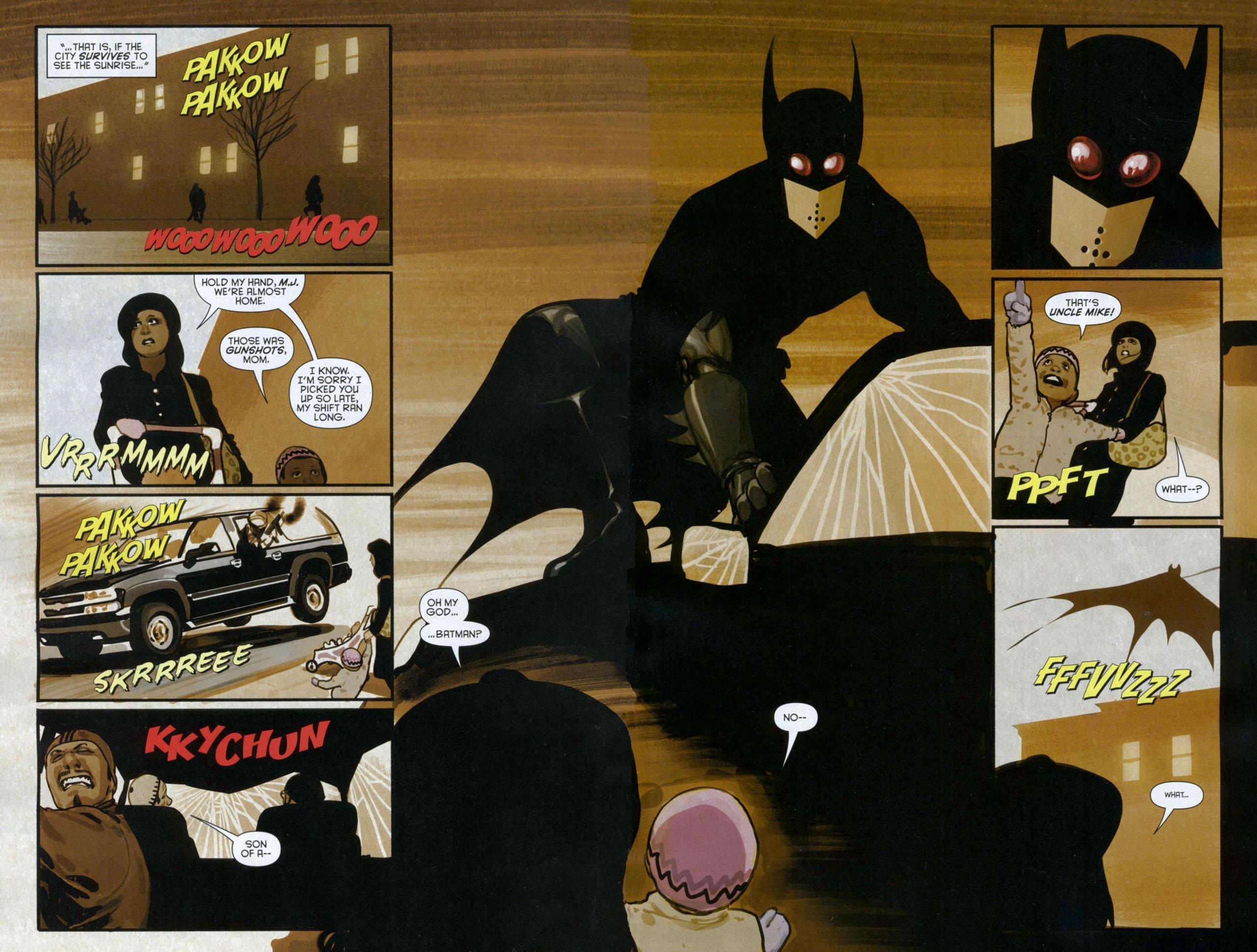 Read online Azrael: Death's Dark Knight comic -  Issue #3 - 9