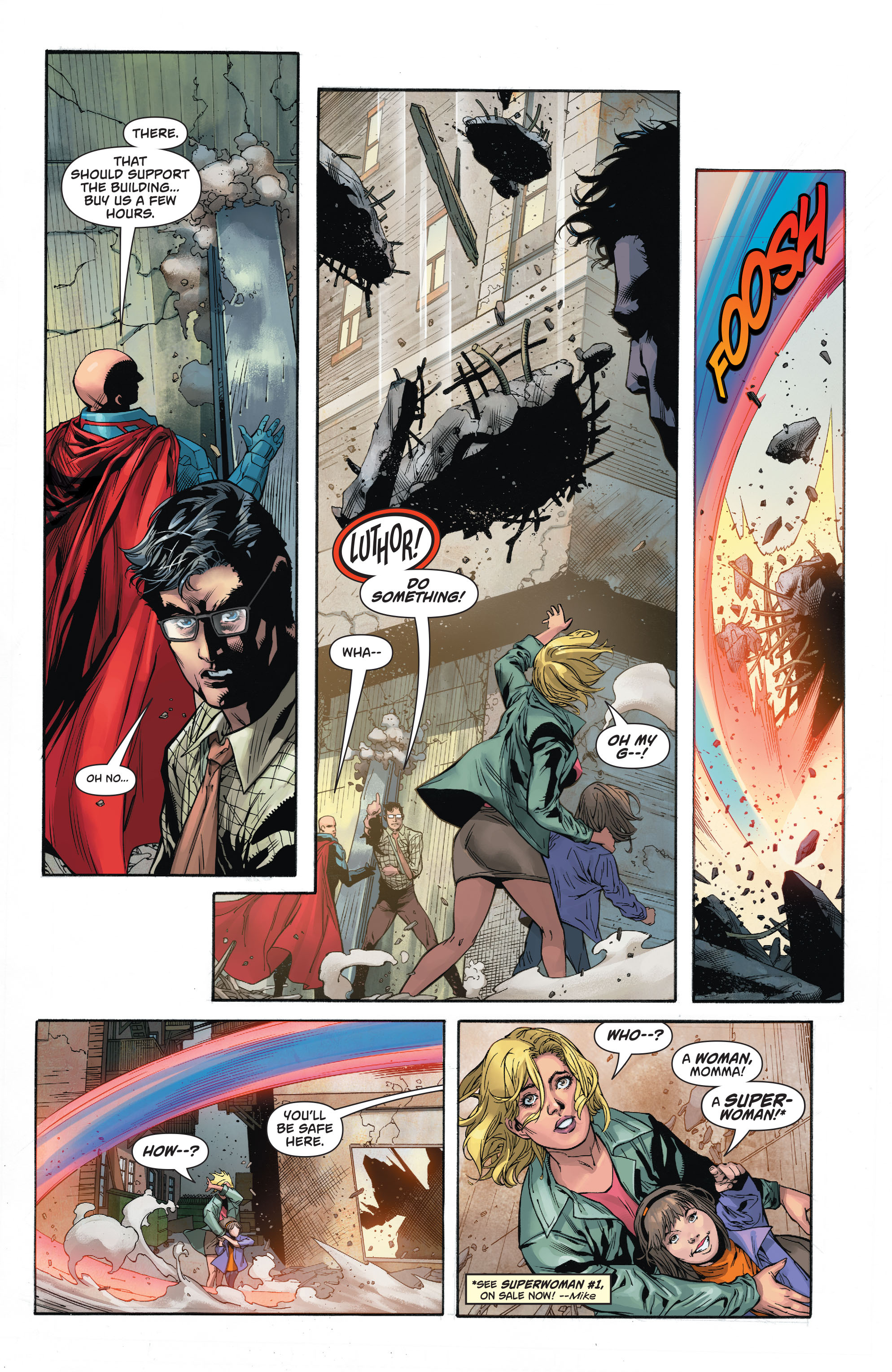 Read online Action Comics (2016) comic -  Issue #961 - 6