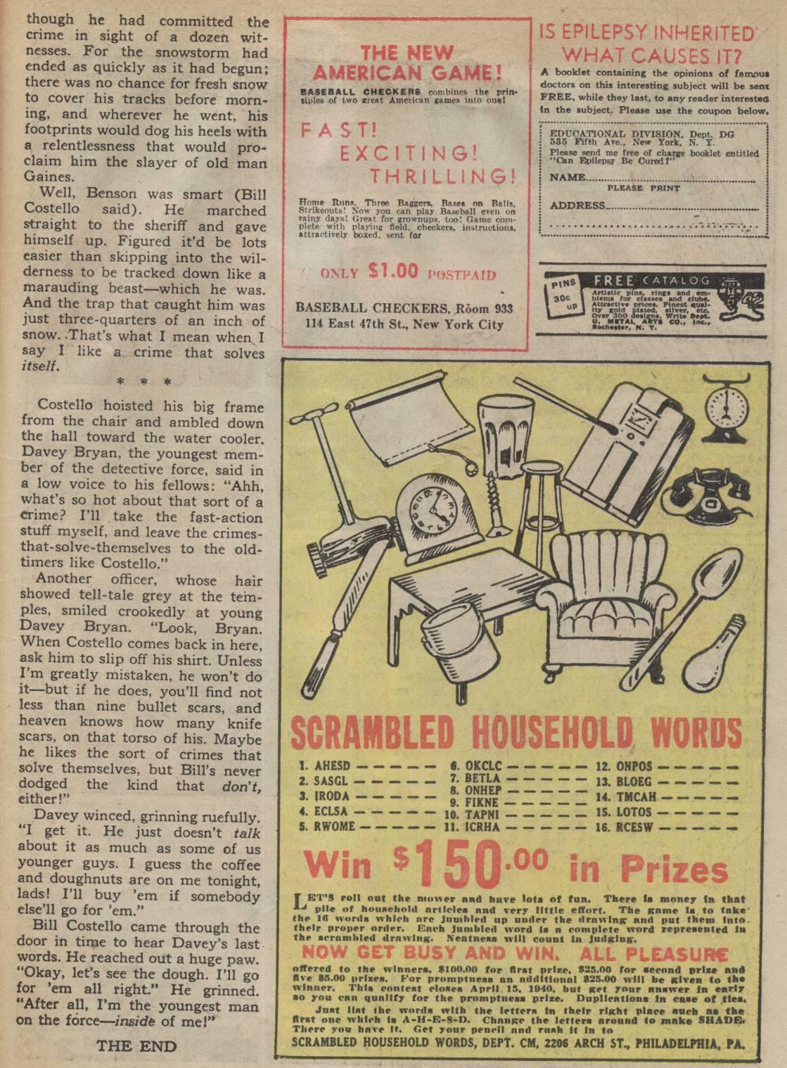 Read online Detective Comics (1937) comic -  Issue #39 - 56
