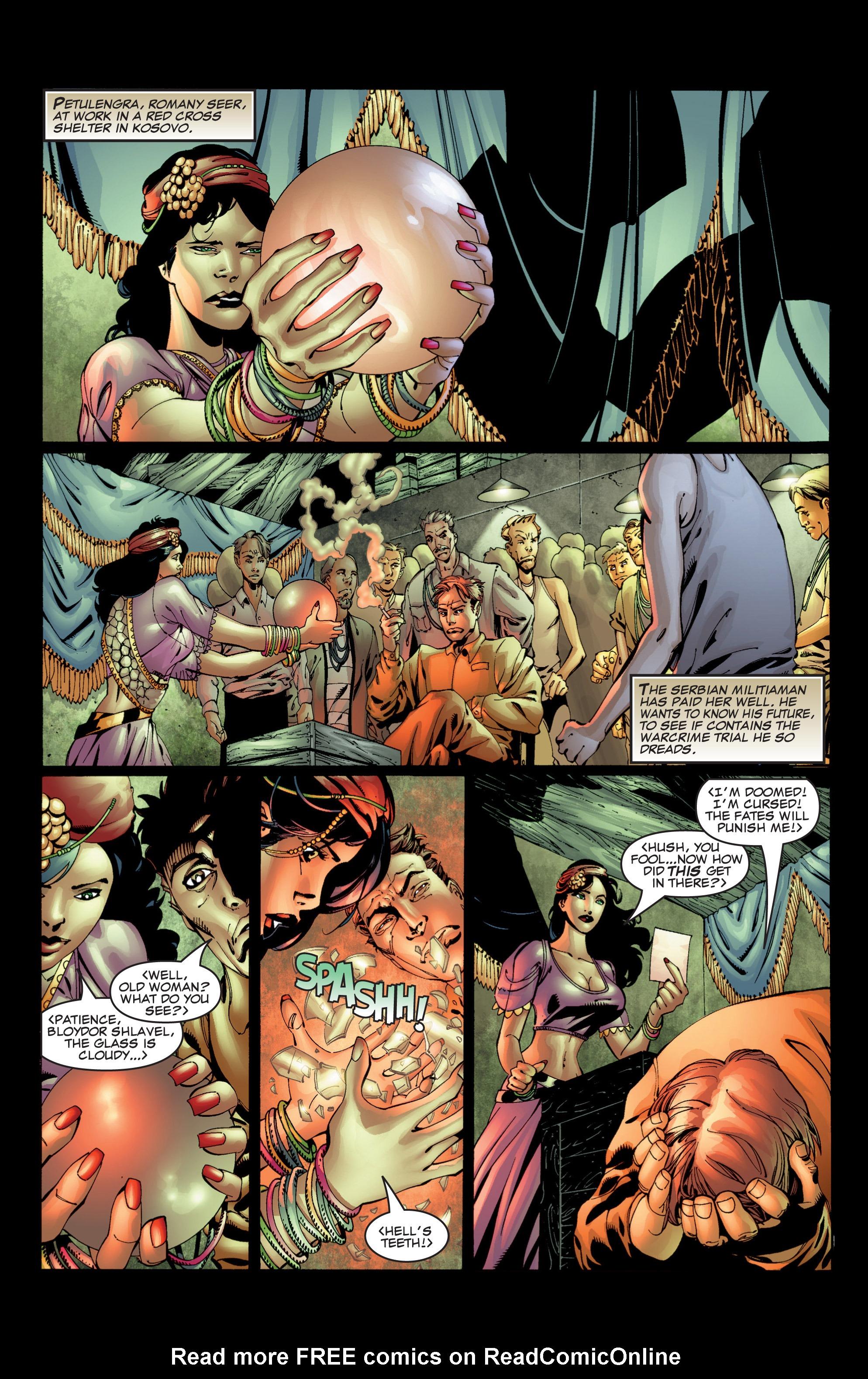Read online Shadowman (1999) comic -  Issue #6 - 4