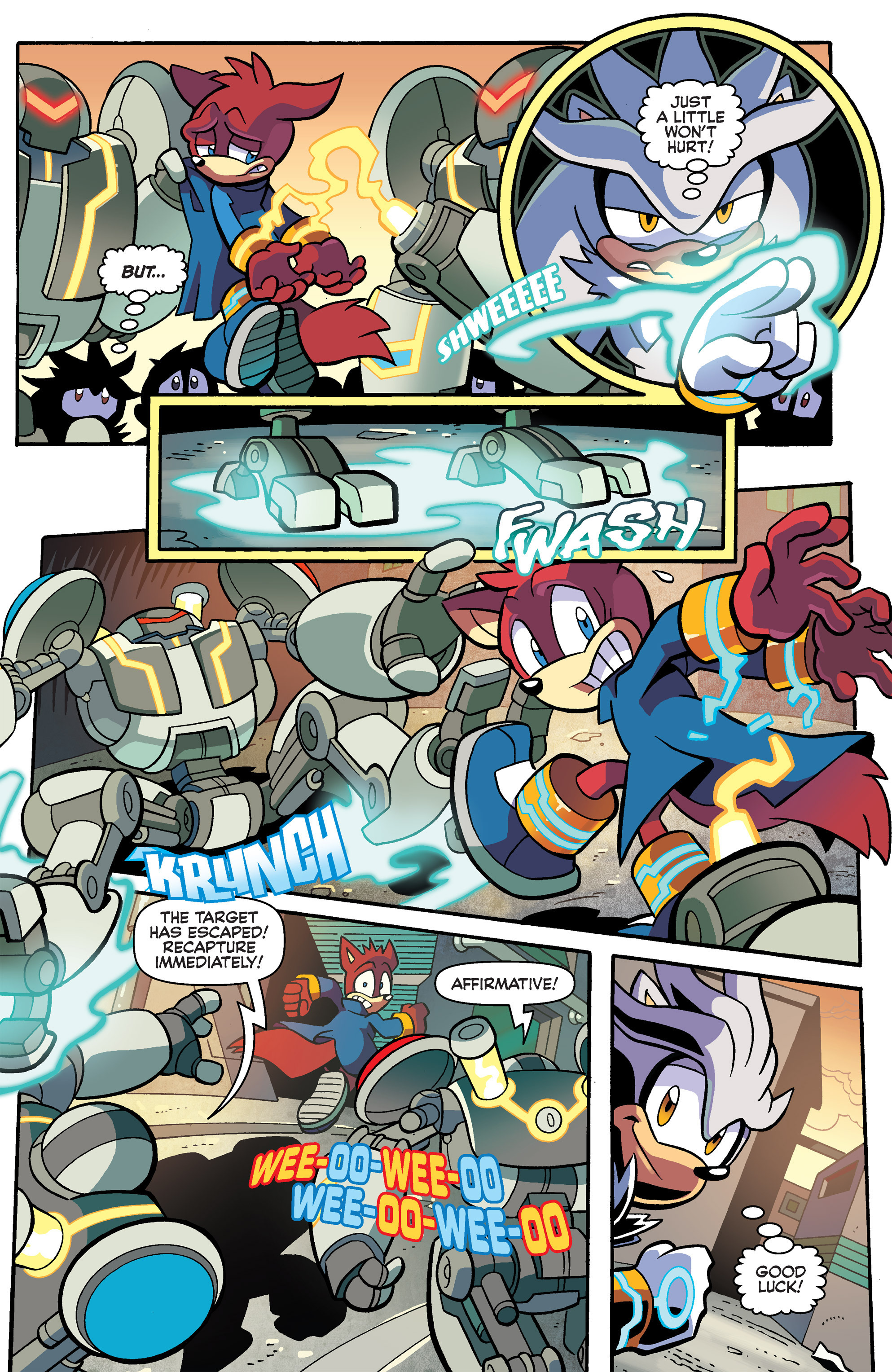Read online Sonic Universe comic -  Issue #79 - 7