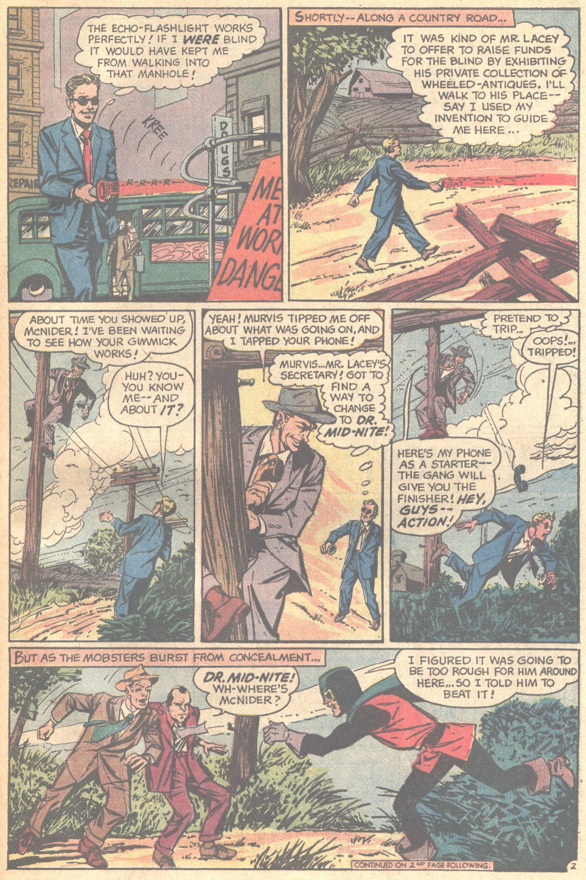 Read online Adventure Comics (1938) comic -  Issue #418 - 43