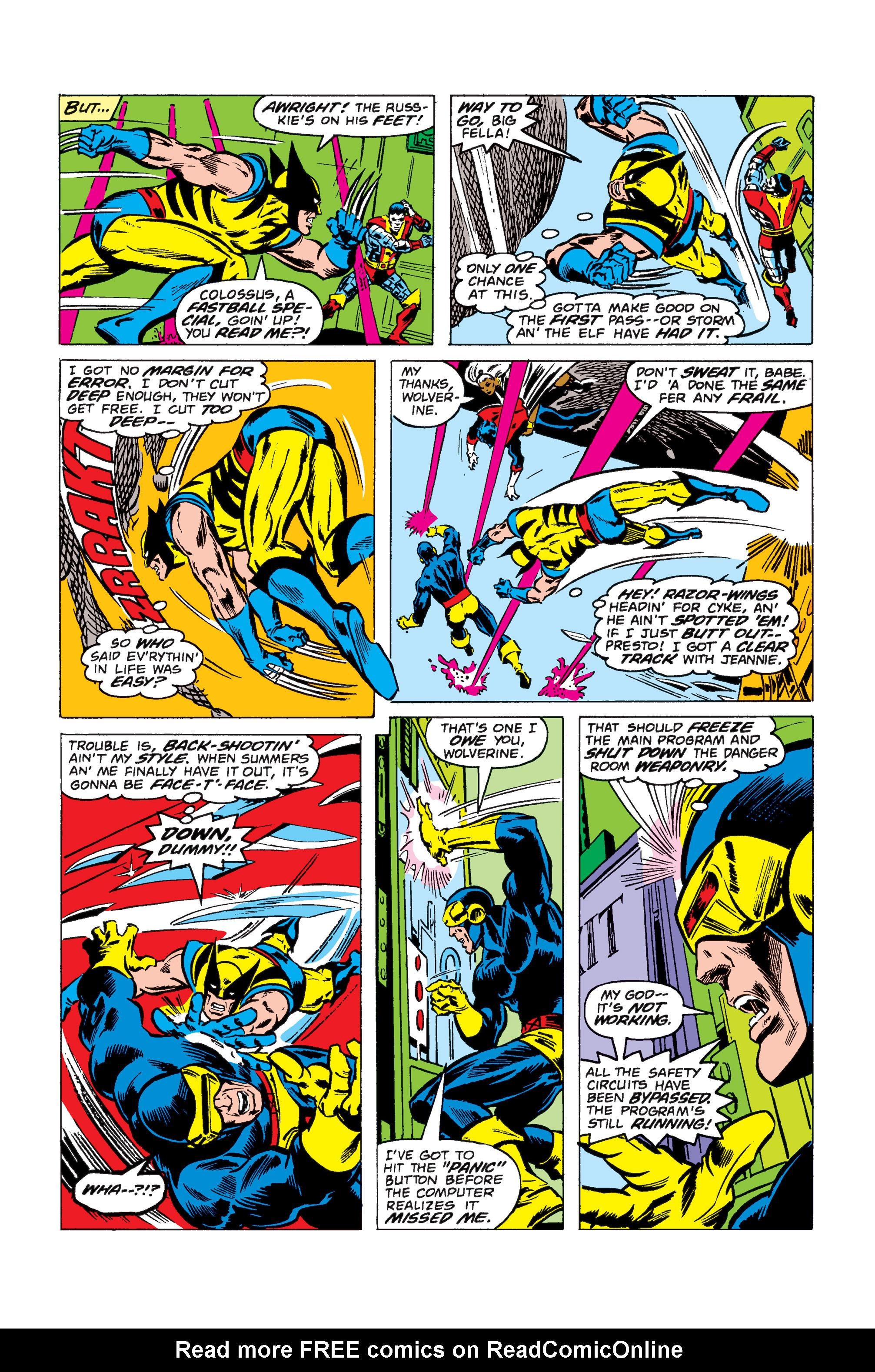 Read online Uncanny X-Men (1963) comic -  Issue #110 - 10