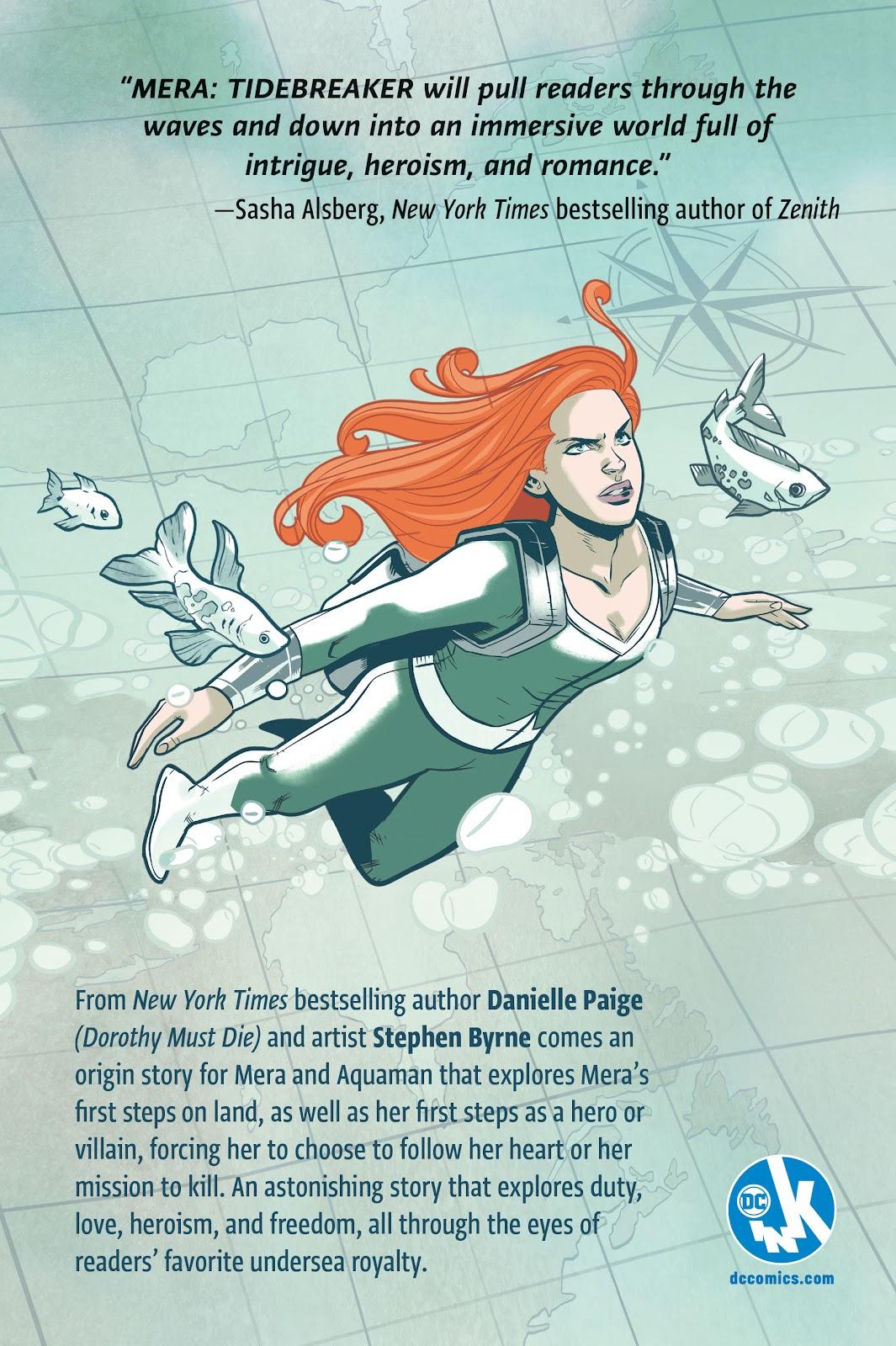 Read online Mera: Tidebreaker comic -  Issue # TPB (Part 2) - 105
