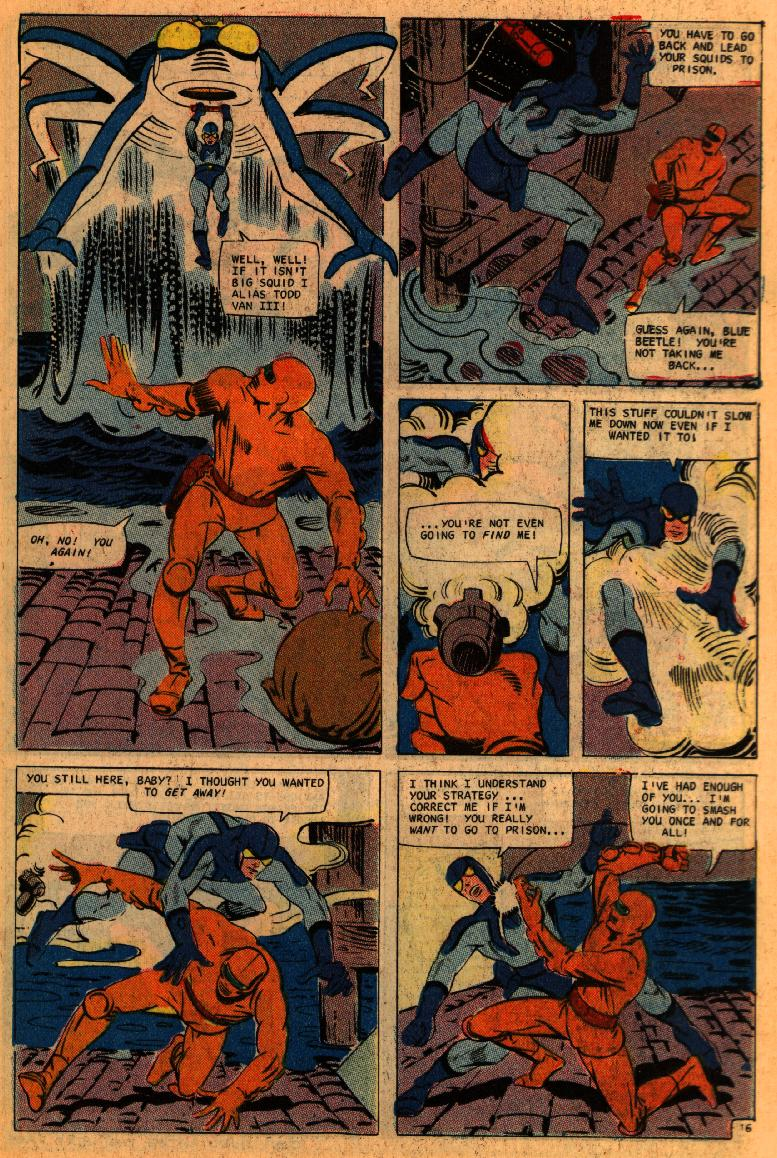 Blue Beetle (1967) issue 1 - Page 21