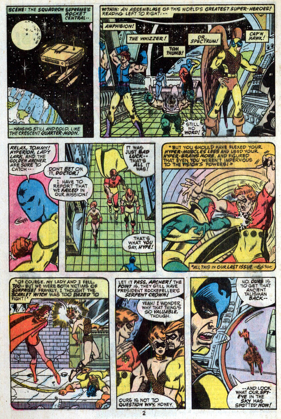 The Avengers (1963) 148 Page 2