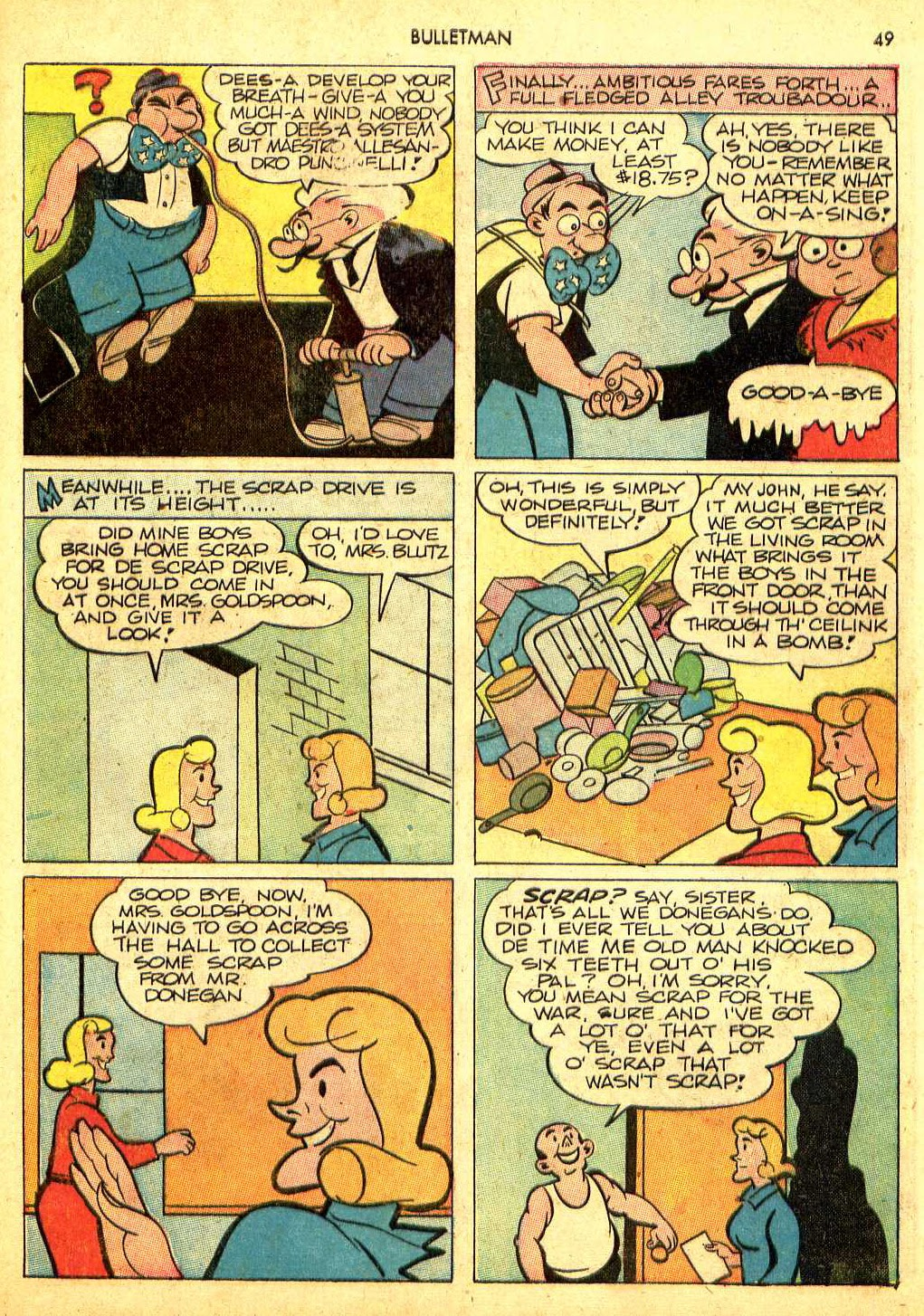 Bulletman issue 12 - Page 48