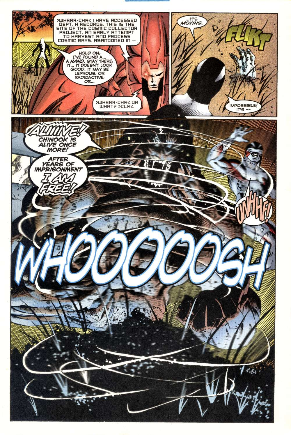 Read online Alpha Flight (1997) comic -  Issue #3 - 15