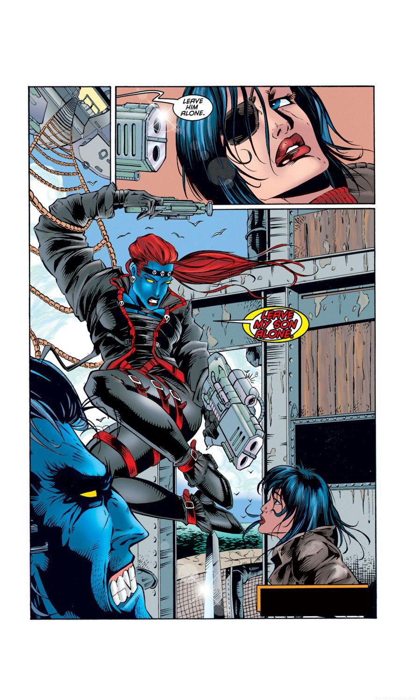 Read online X-Calibre comic -  Issue #2 - 23