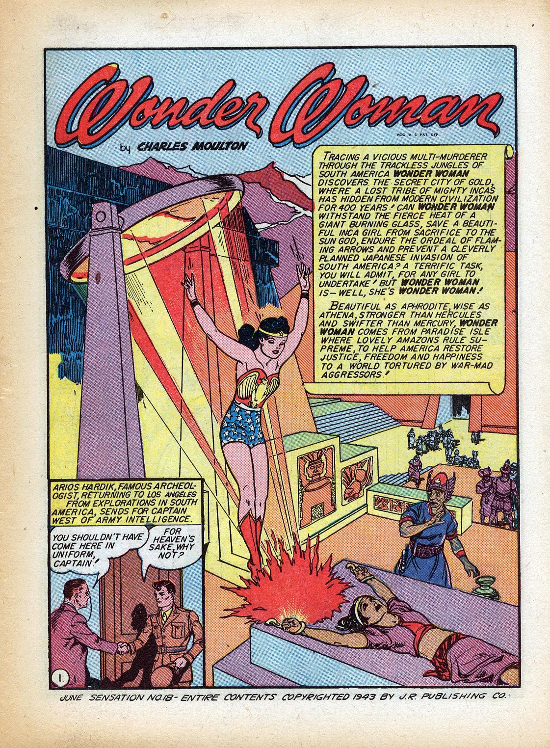 Read online Sensation (Mystery) Comics comic -  Issue #18 - 3
