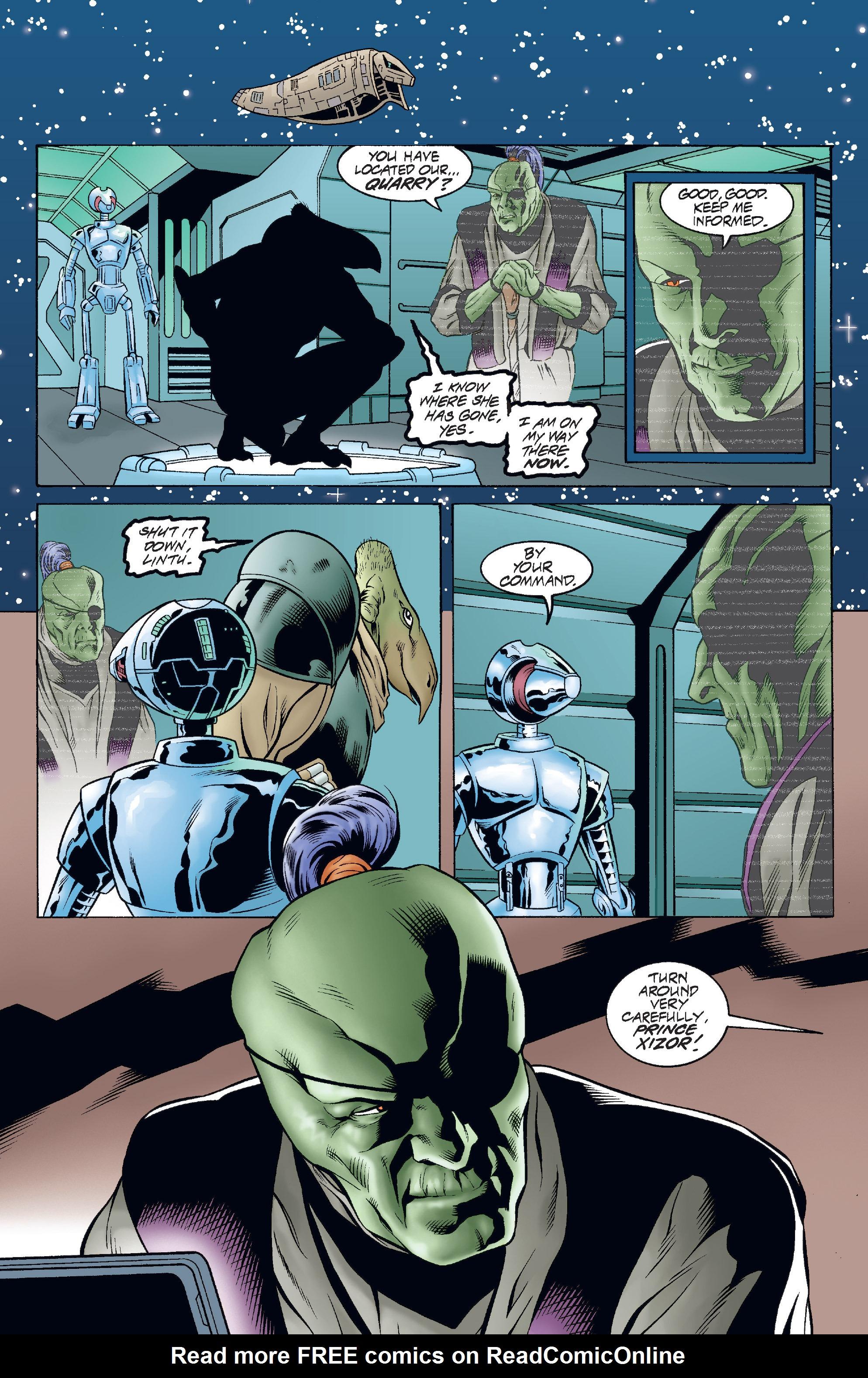 Read online Star Wars Omnibus comic -  Issue # Vol. 11 - 330