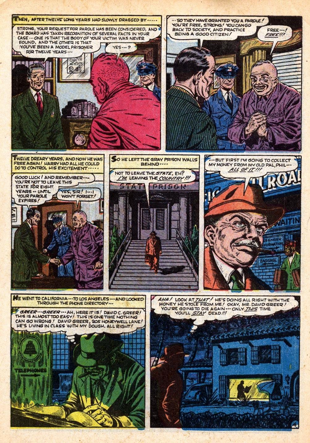Spellbound (1952) issue 10 - Page 5