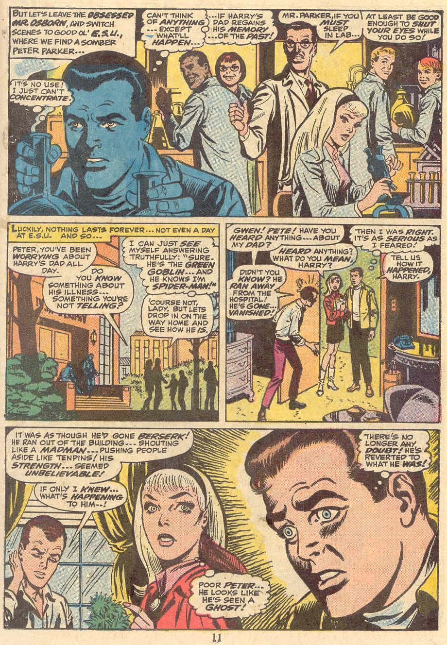 The Amazing Spider-Man (1963) _Annual_9 Page 10