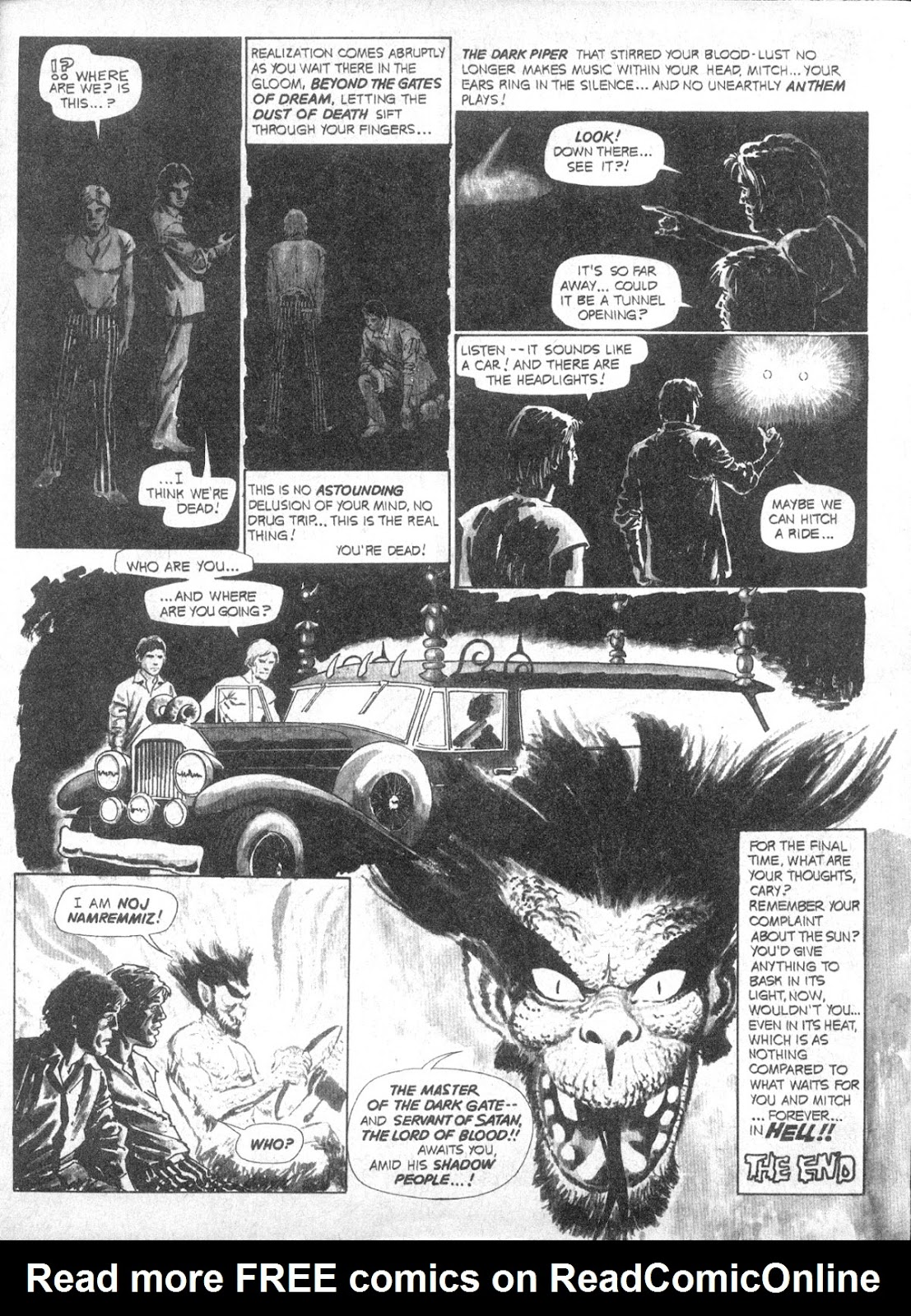 Psycho issue Annual - Page 10