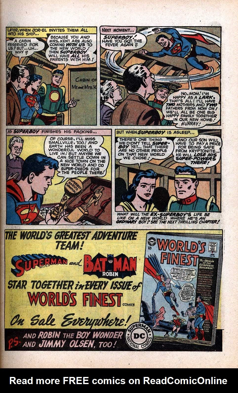 Superboy (1949) issue Annual 1 - Page 11