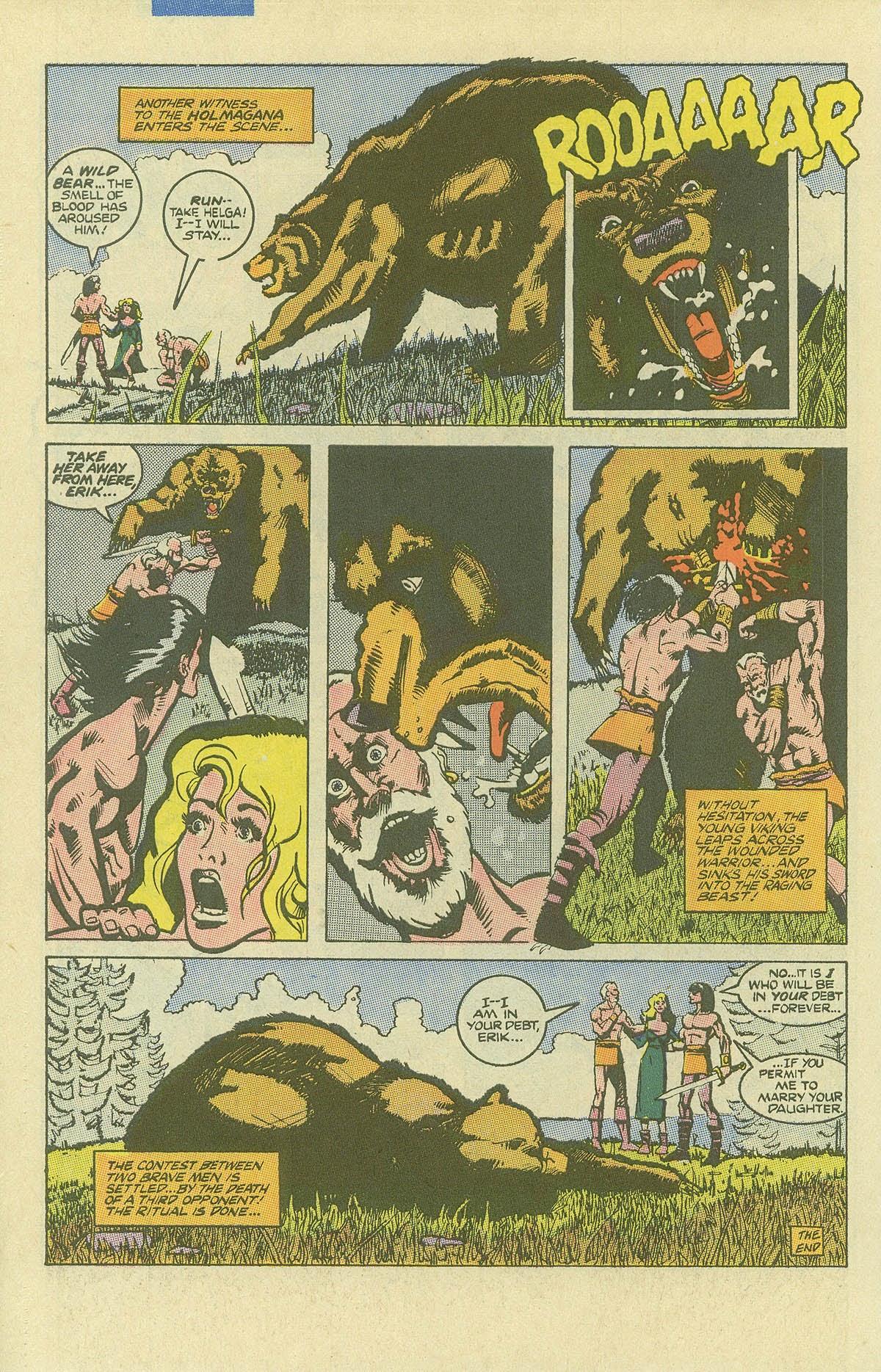 Read online Sgt. Rock comic -  Issue #408 - 32