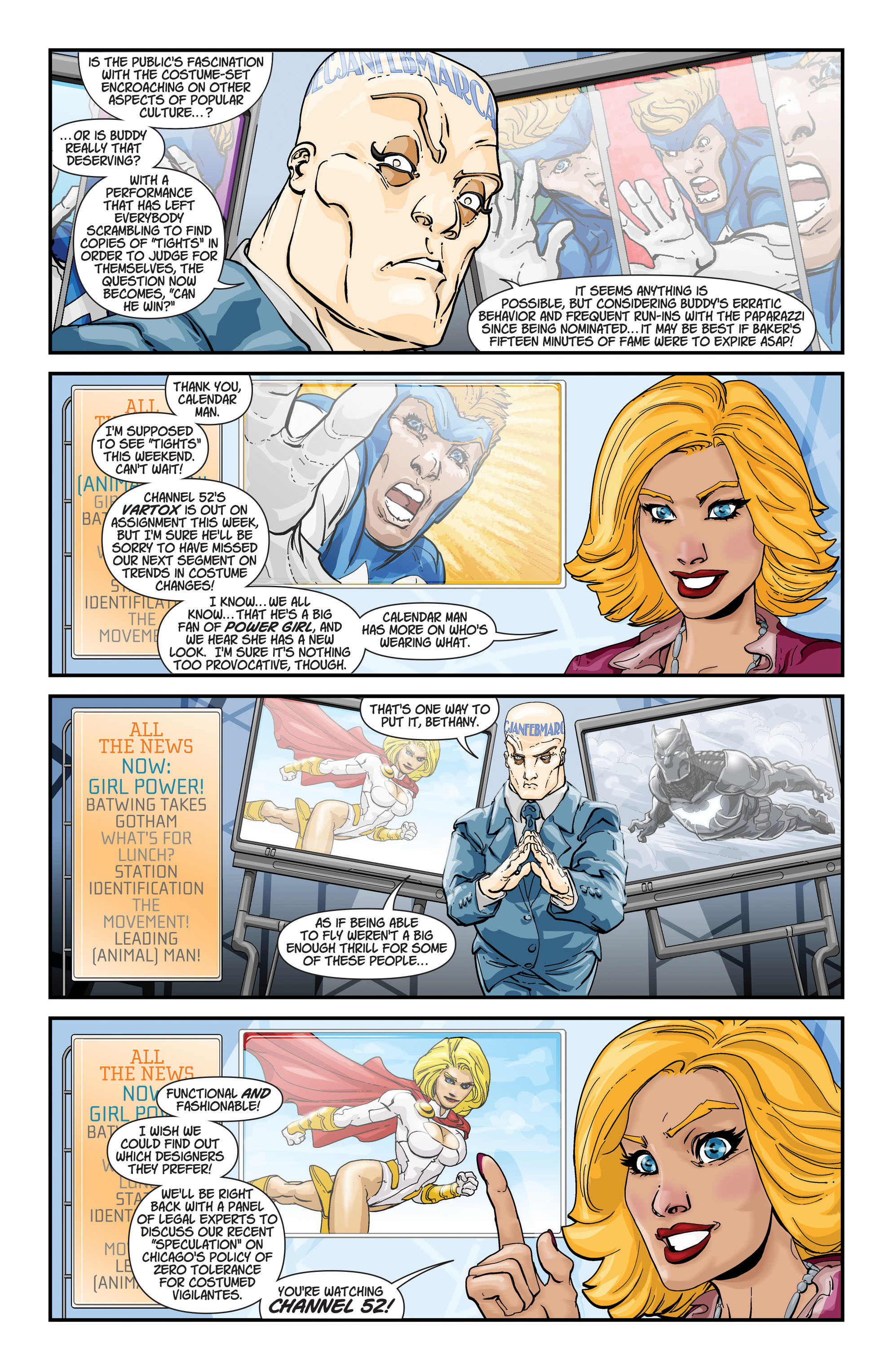 Read online Action Comics (2011) comic -  Issue #20 - 28