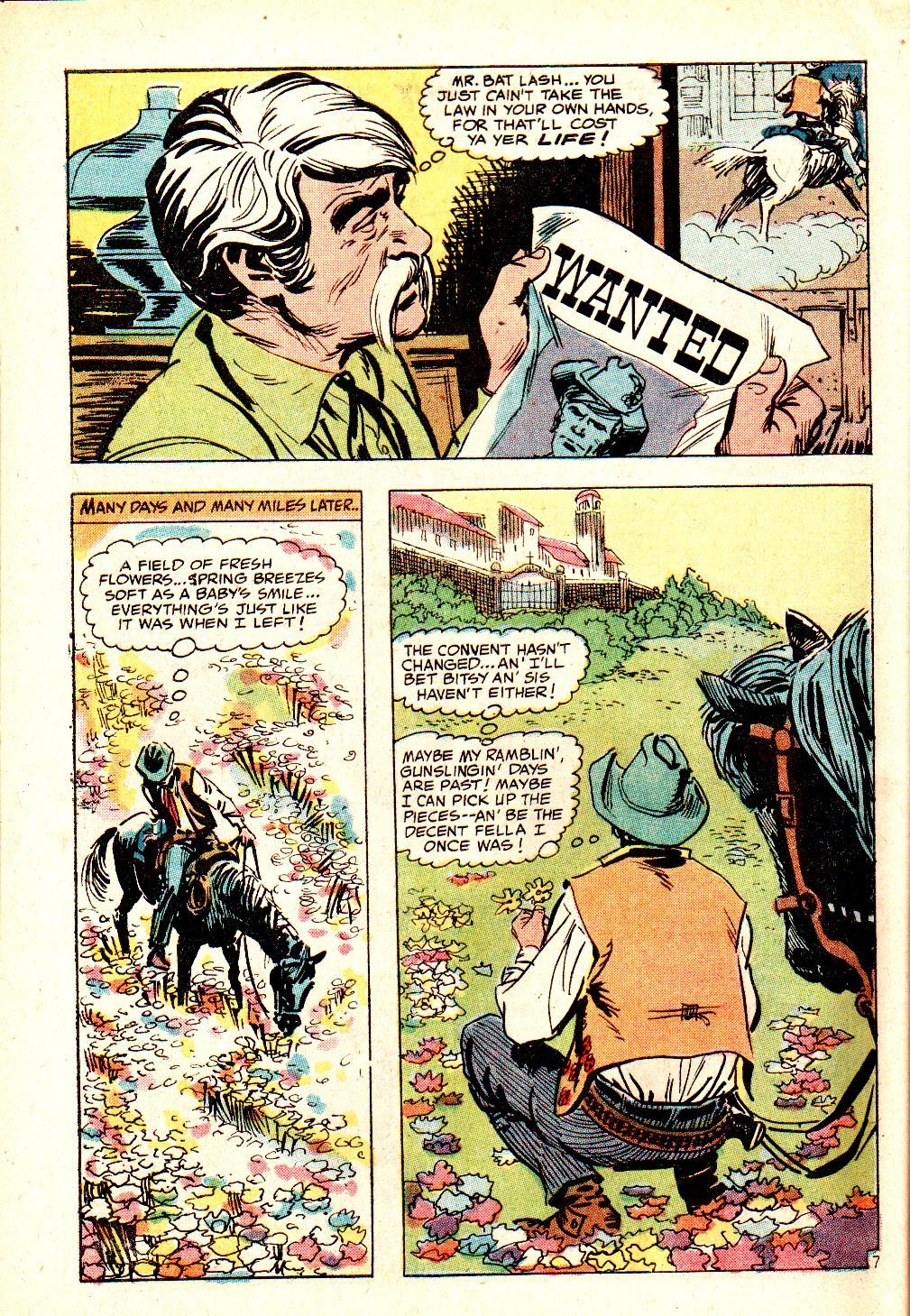 Read online All-Star Western (1970) comic -  Issue #10 - 42