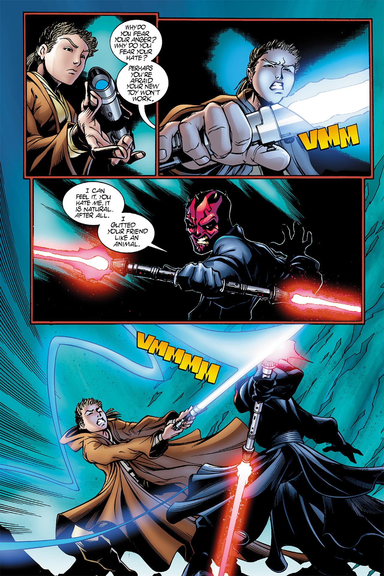 Read online Star Wars Omnibus comic -  Issue # Vol. 10 - 138