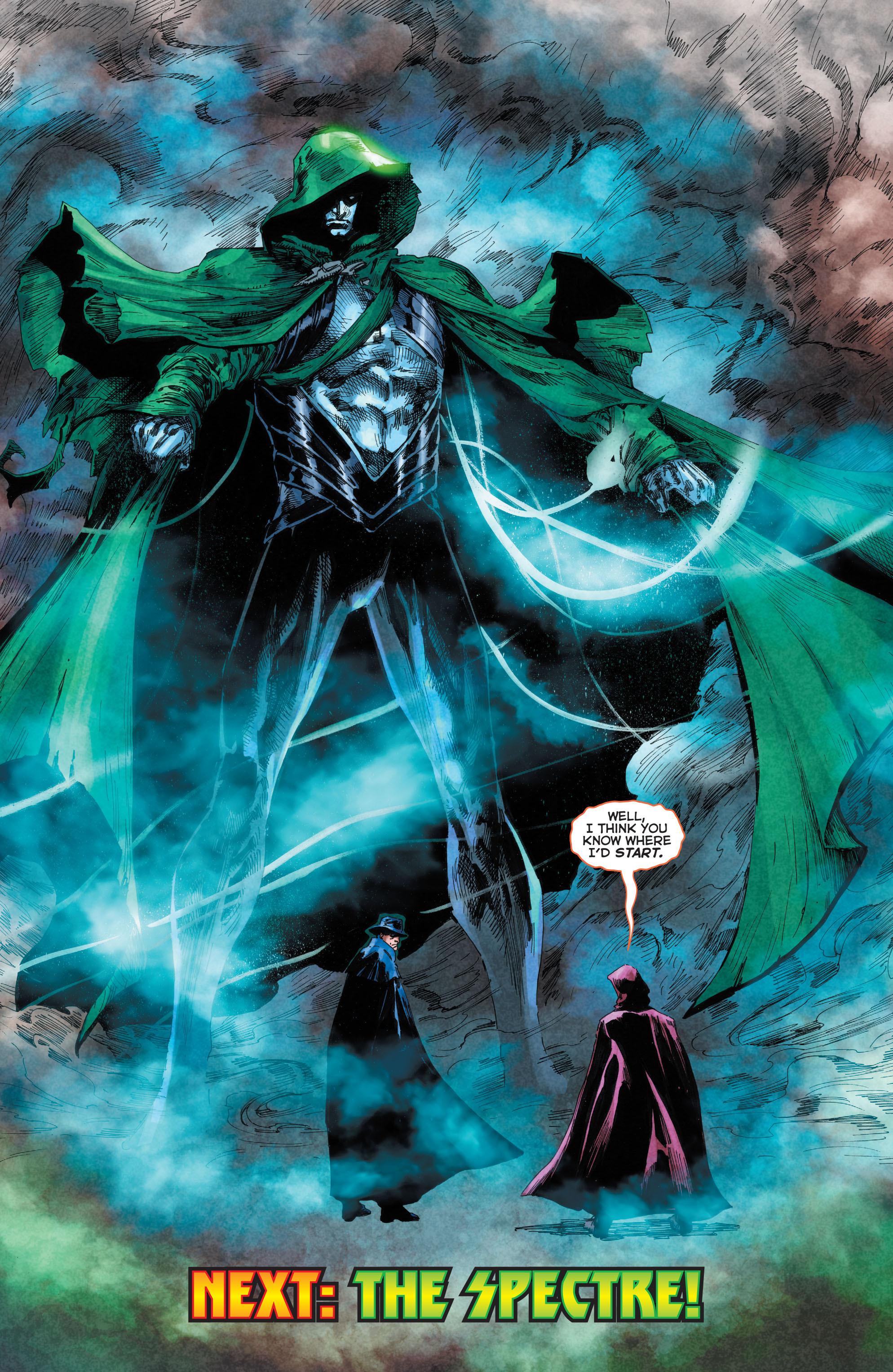 Read online Trinity of Sin: The Phantom Stranger comic -  Issue #4 - 22