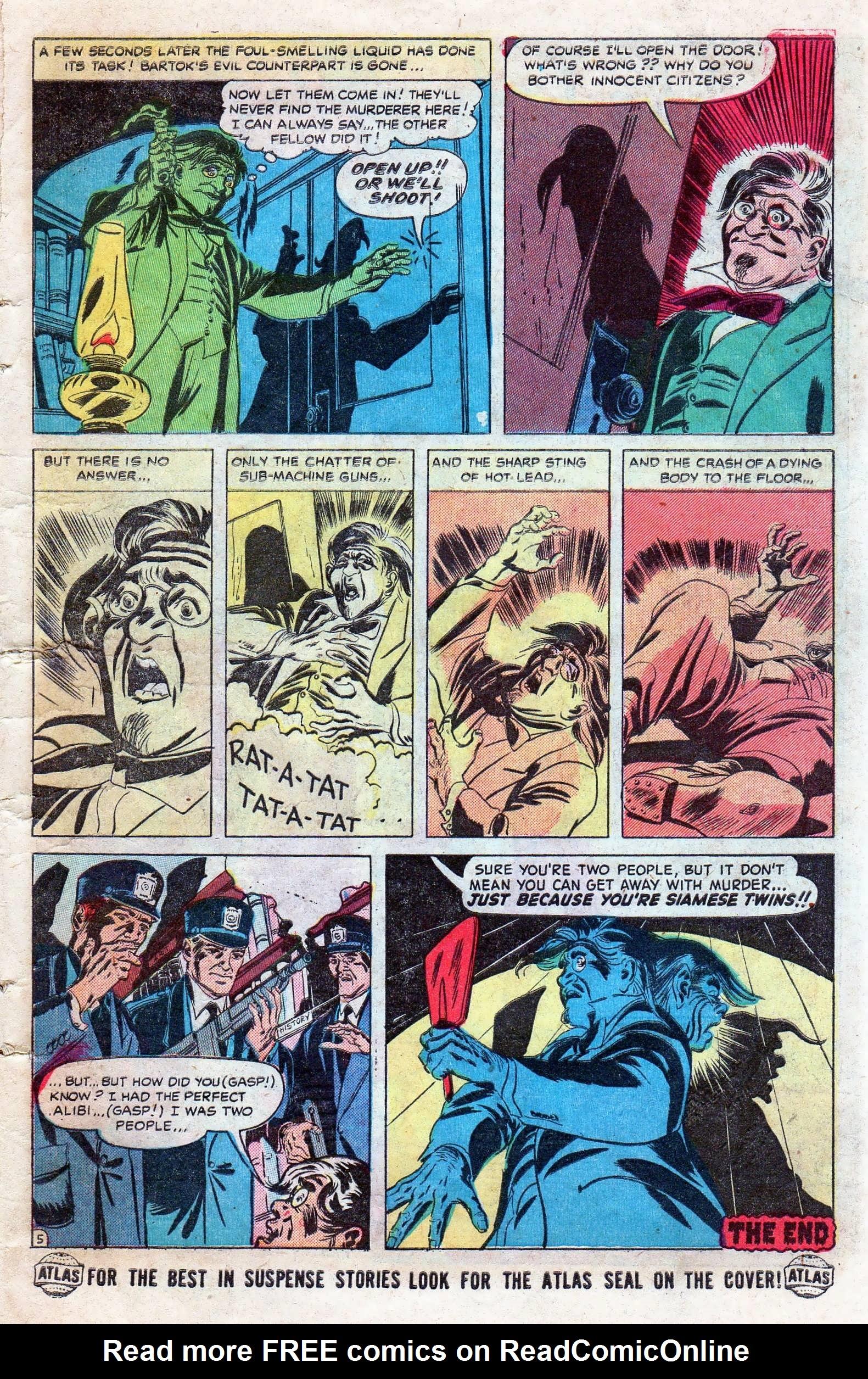 Read online Adventures into Weird Worlds comic -  Issue #11 - 7