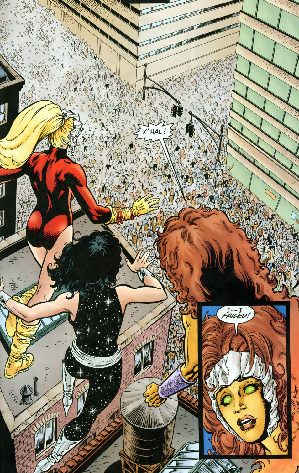 Read online The Titans (1999) comic -  Issue #49 - 12