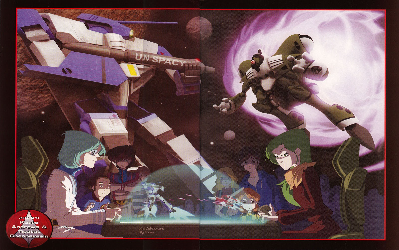 Robotech (2003) issue 0 - Page 25