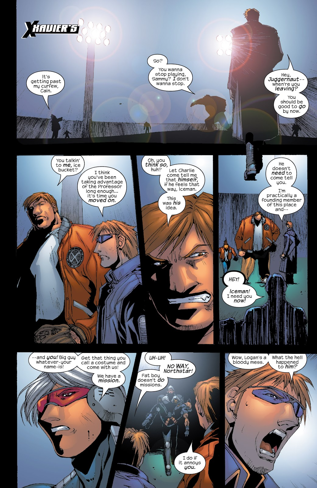 Read online X-Men: Unstoppable comic -  Issue # TPB (Part 3) - 37
