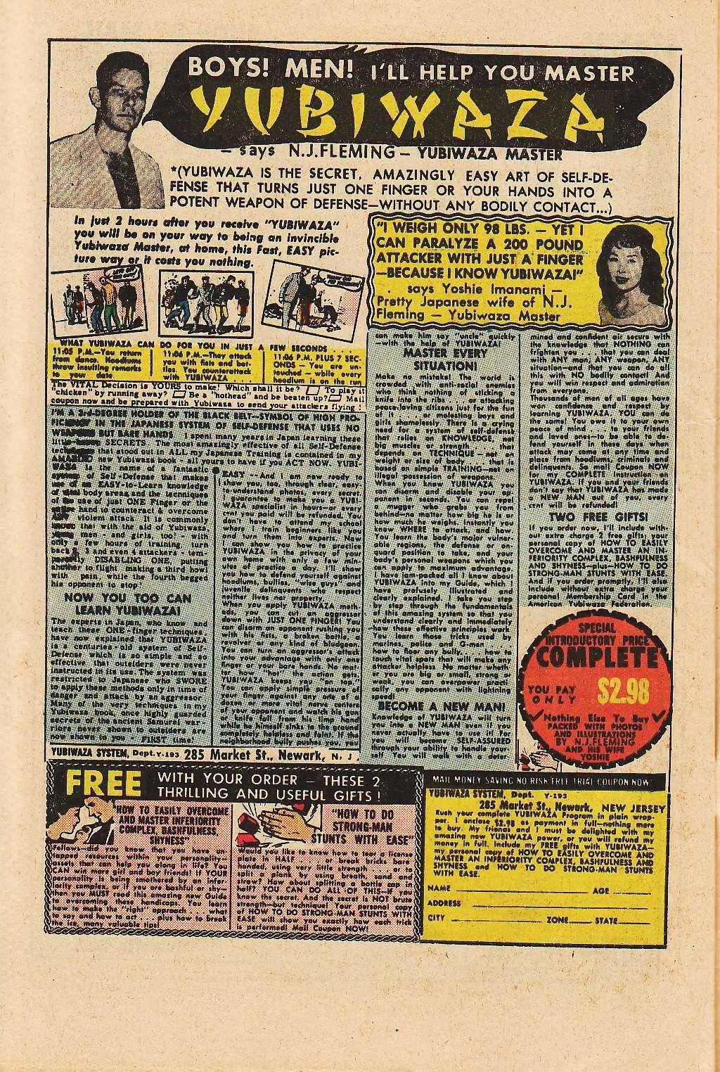 Read online Fightin' Navy comic -  Issue #121 - 30